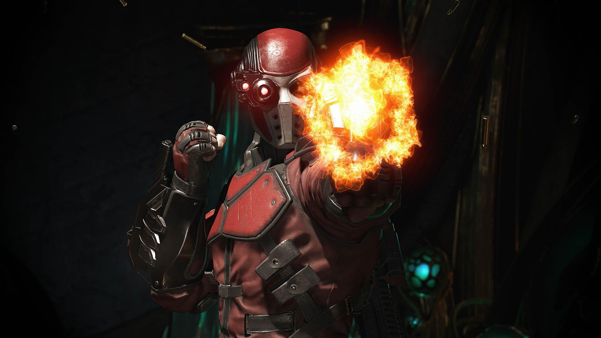 Deadshot DC Comics Injustice 2