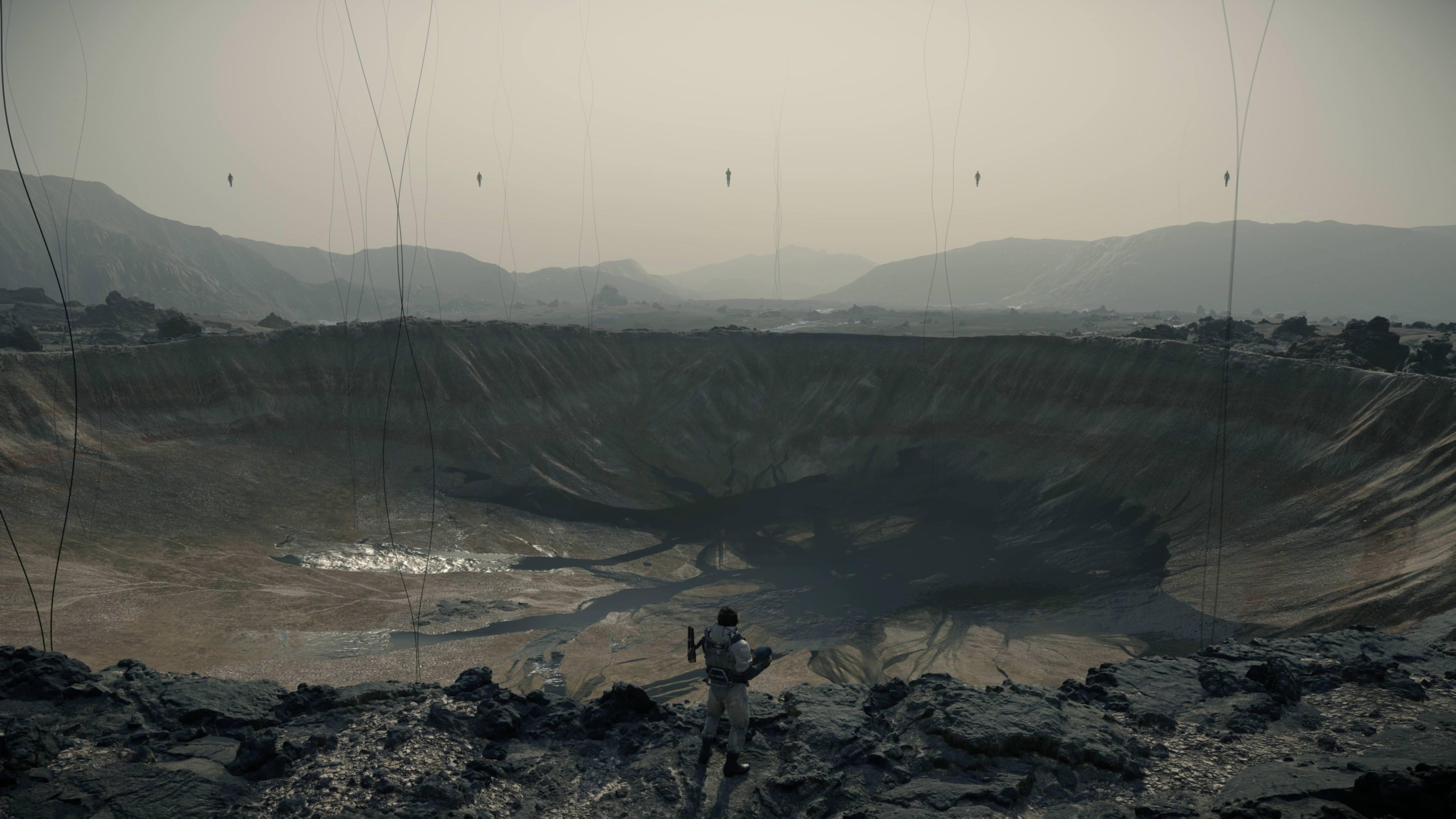 Wallpaper : Death Stranding, Hideo Kojima 3840x2160 ...