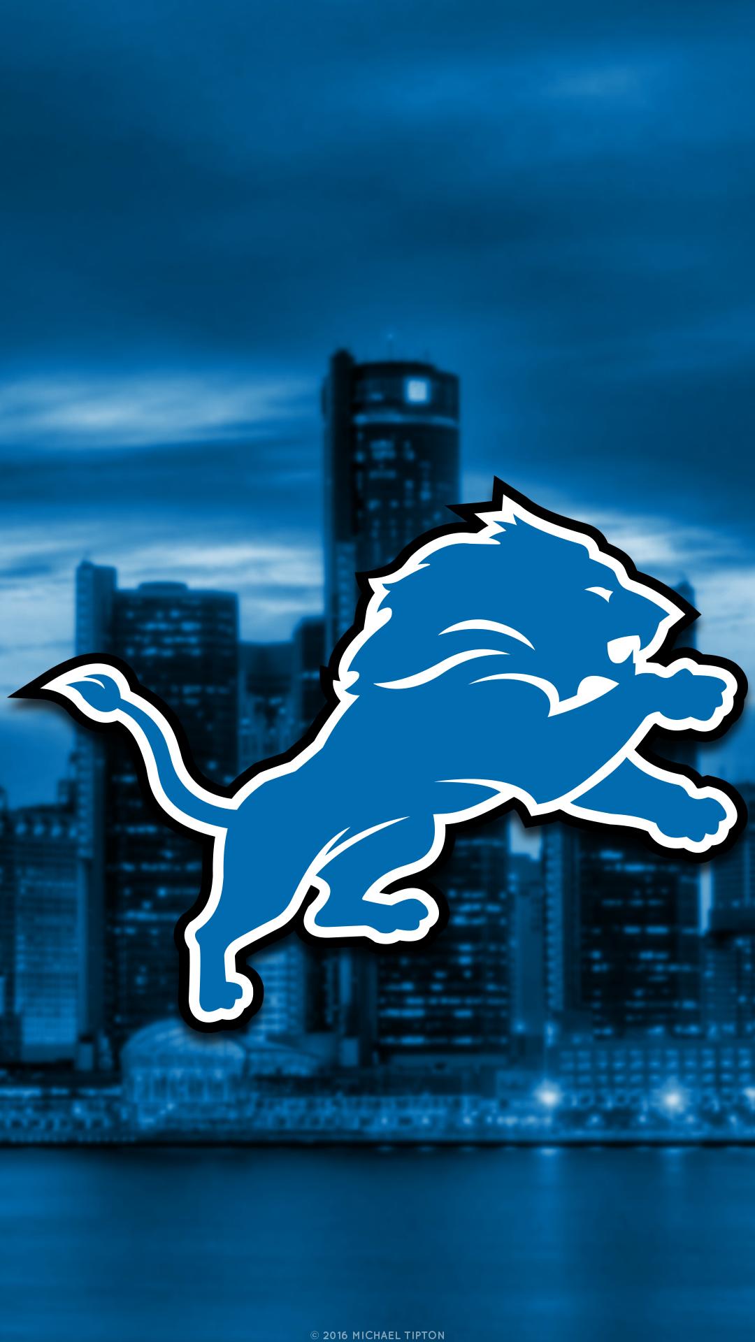 Hintergrundbilder Detroit Lions Amerikanischer Fussball