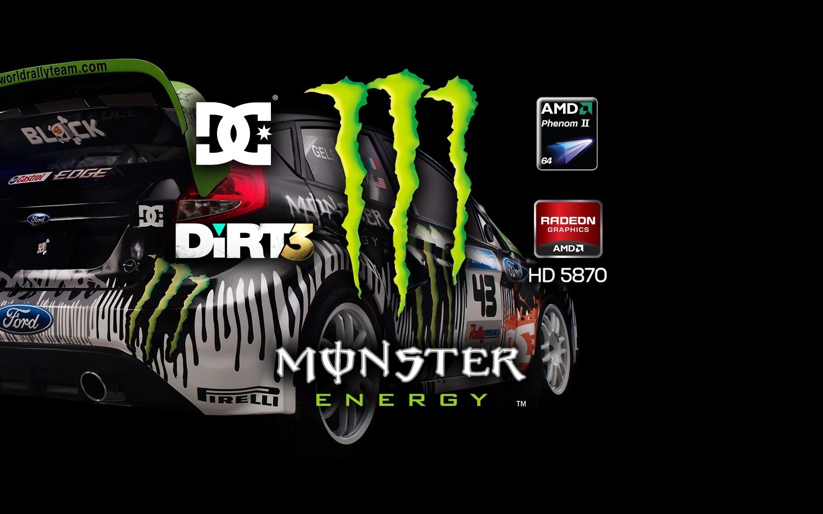 wallpaper : dirt 3, car, brands, ford, graphics 1680x1050 - goodfon