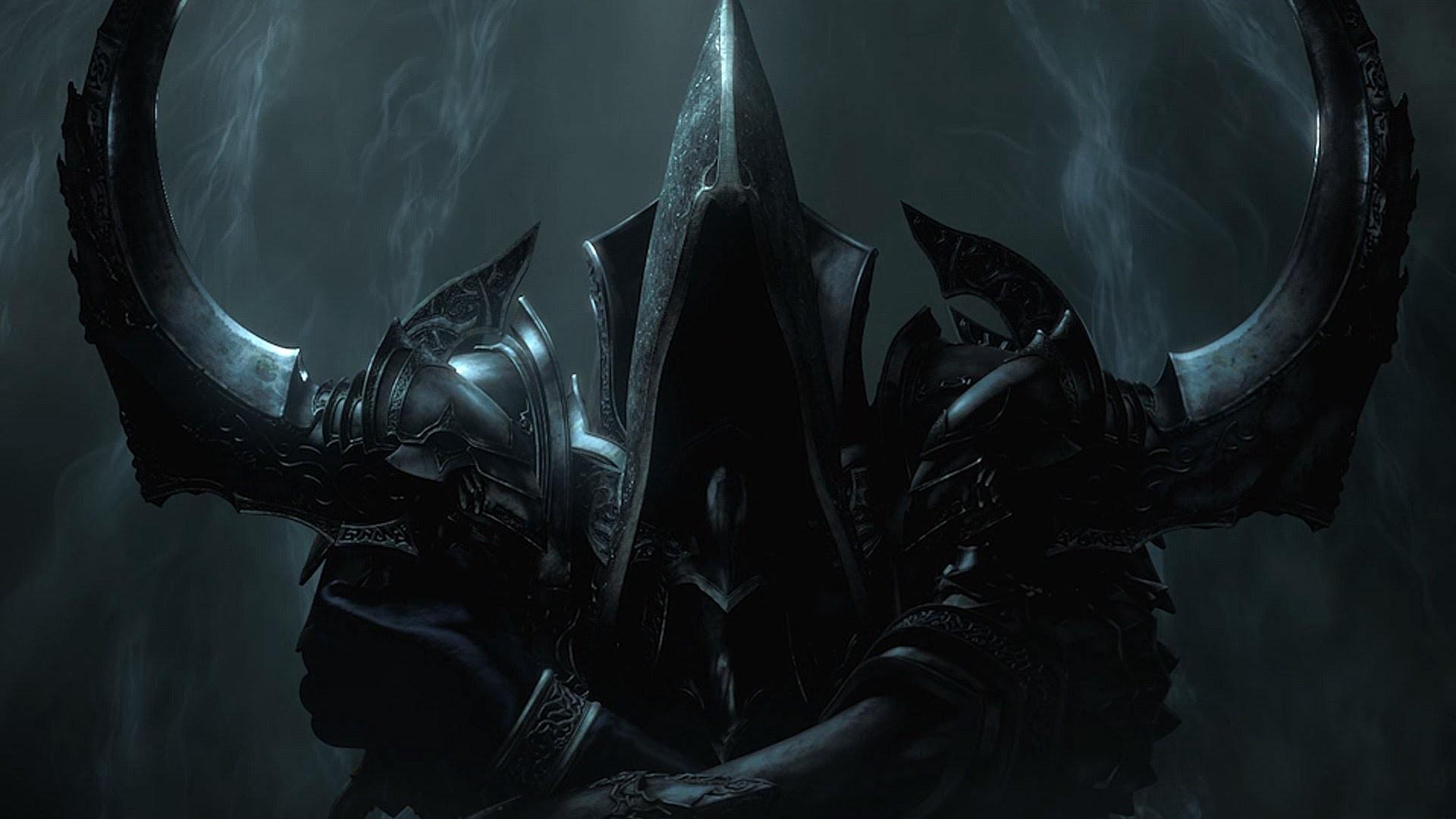 Diablo III Diablo 3 Reaper of Souls darkness screenshot 1920x1080 px computer wallpaper fictional character