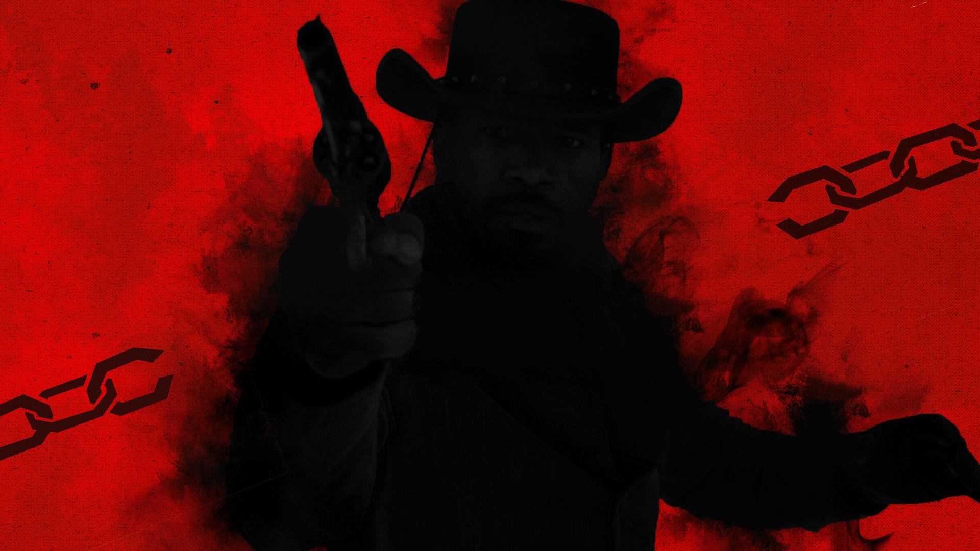 Django Unchained Poster Hd