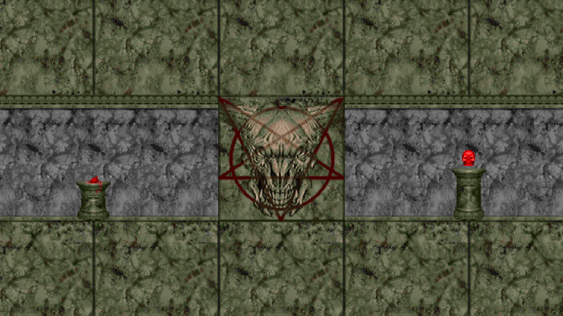 doom hd textures