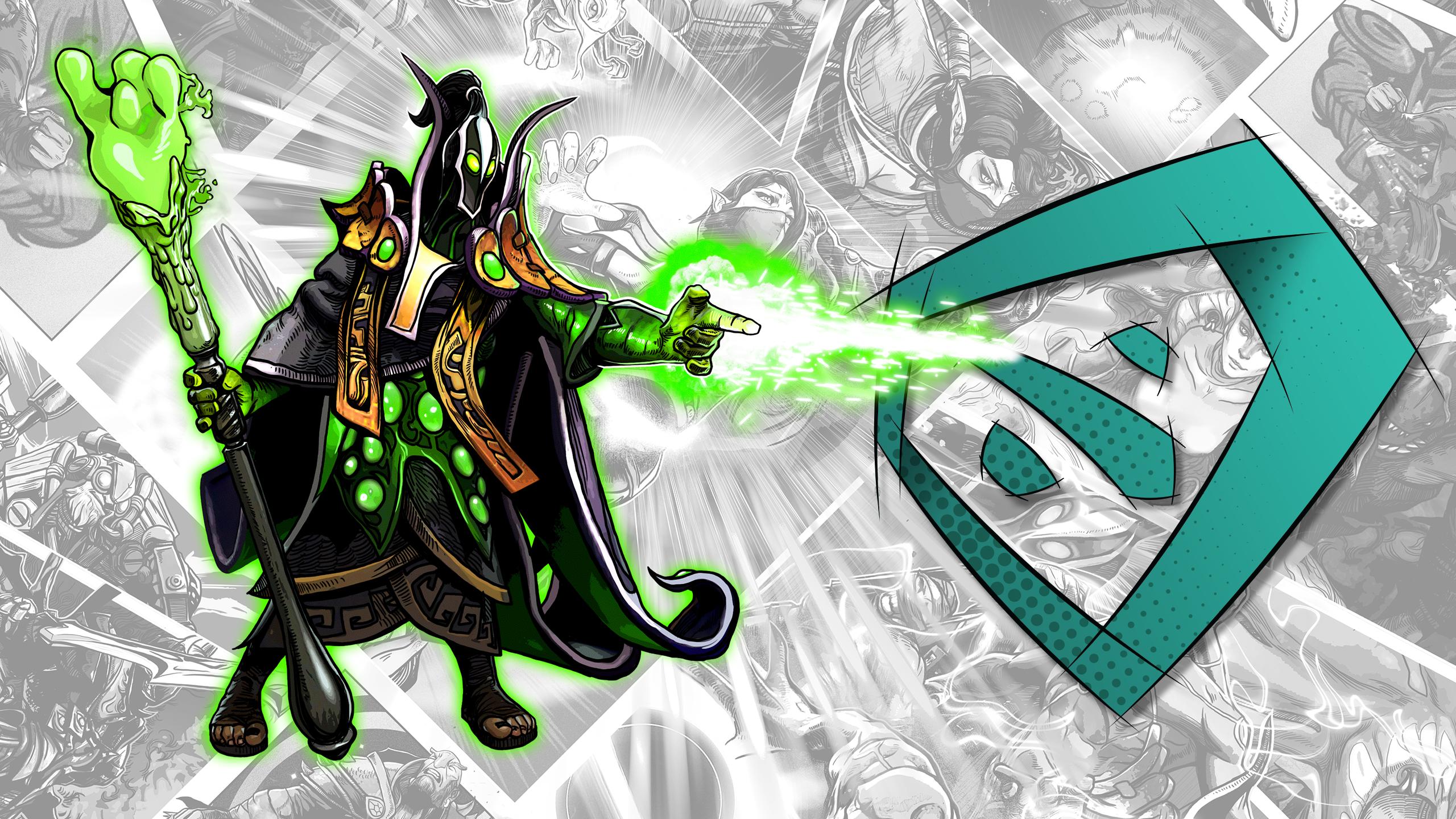 Wallpaper Dota 2 Defense Of The Ancients Valve Games Art