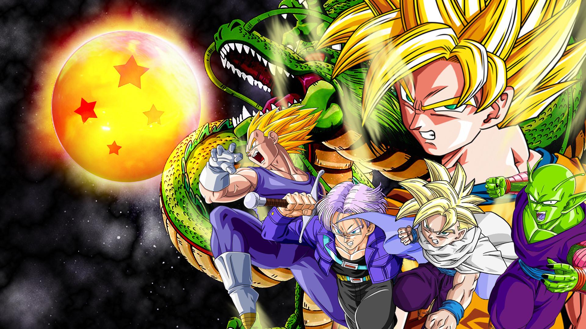 Wallpaper Dragon Ball Dragon Ball Super Dragon Ball Gt Dragon