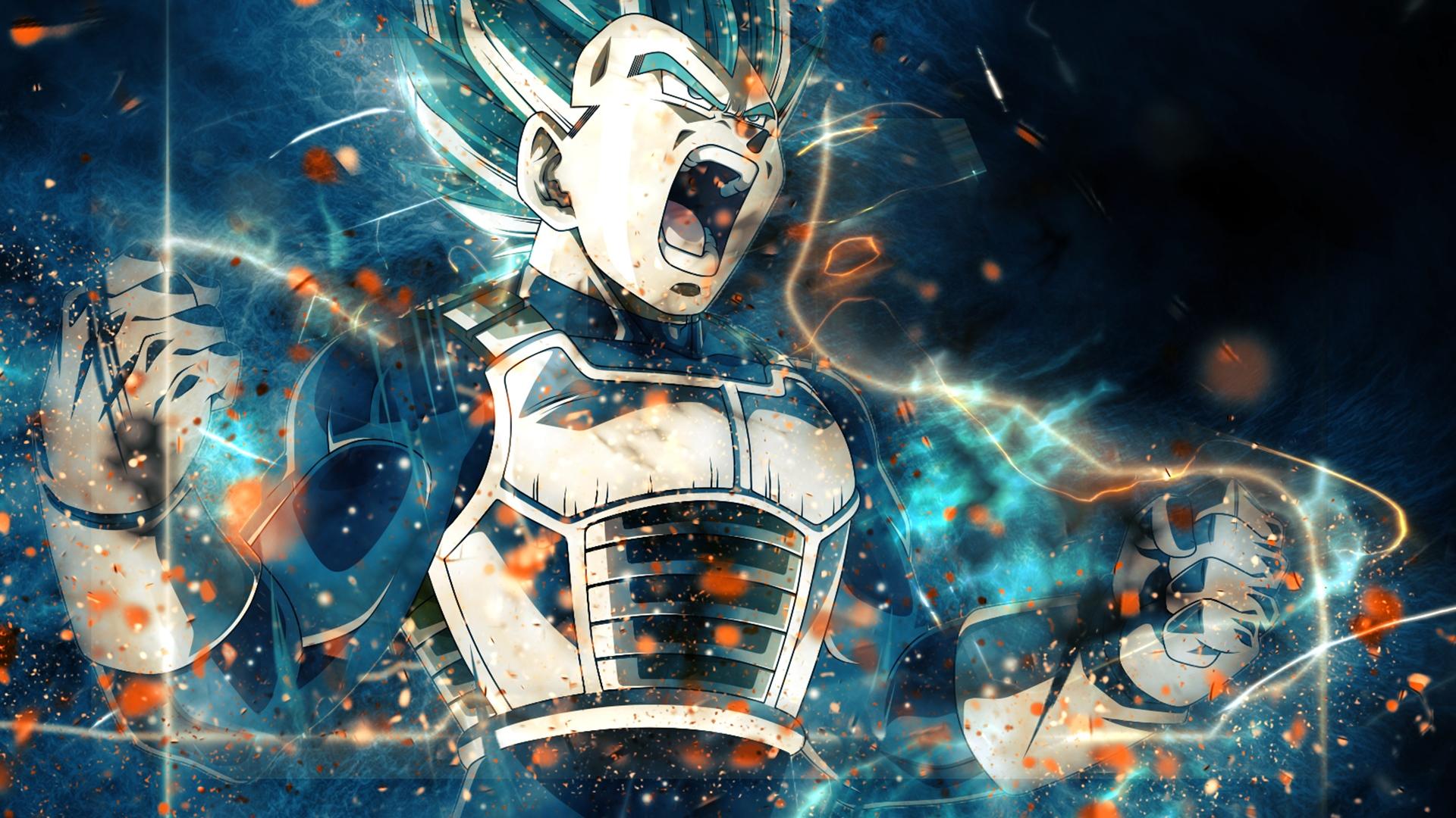 Fondos de pantalla bola de drag n dragon ball super - Vegeta wallpaper 4k for pc ...