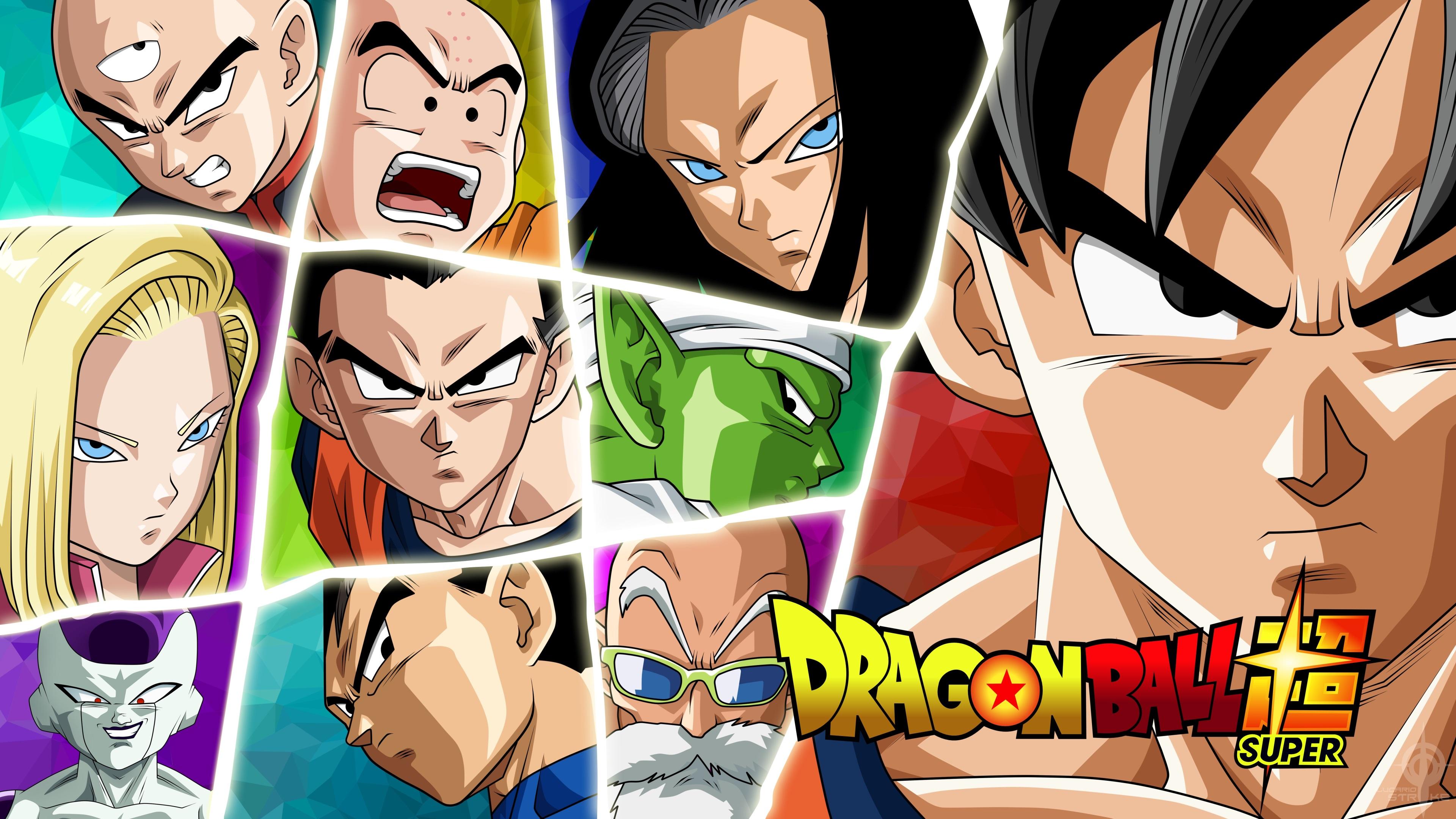 Wallpaper : Dragon Ball Super 3840x2160