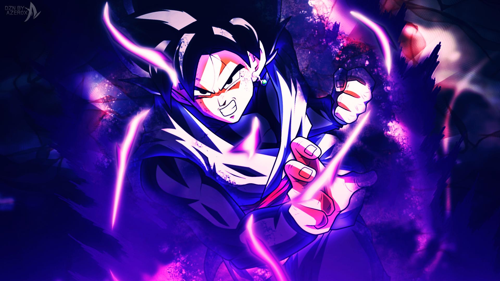 Wallpaper Dragon Ball Super Akira Toriyama Black Goku Dragon