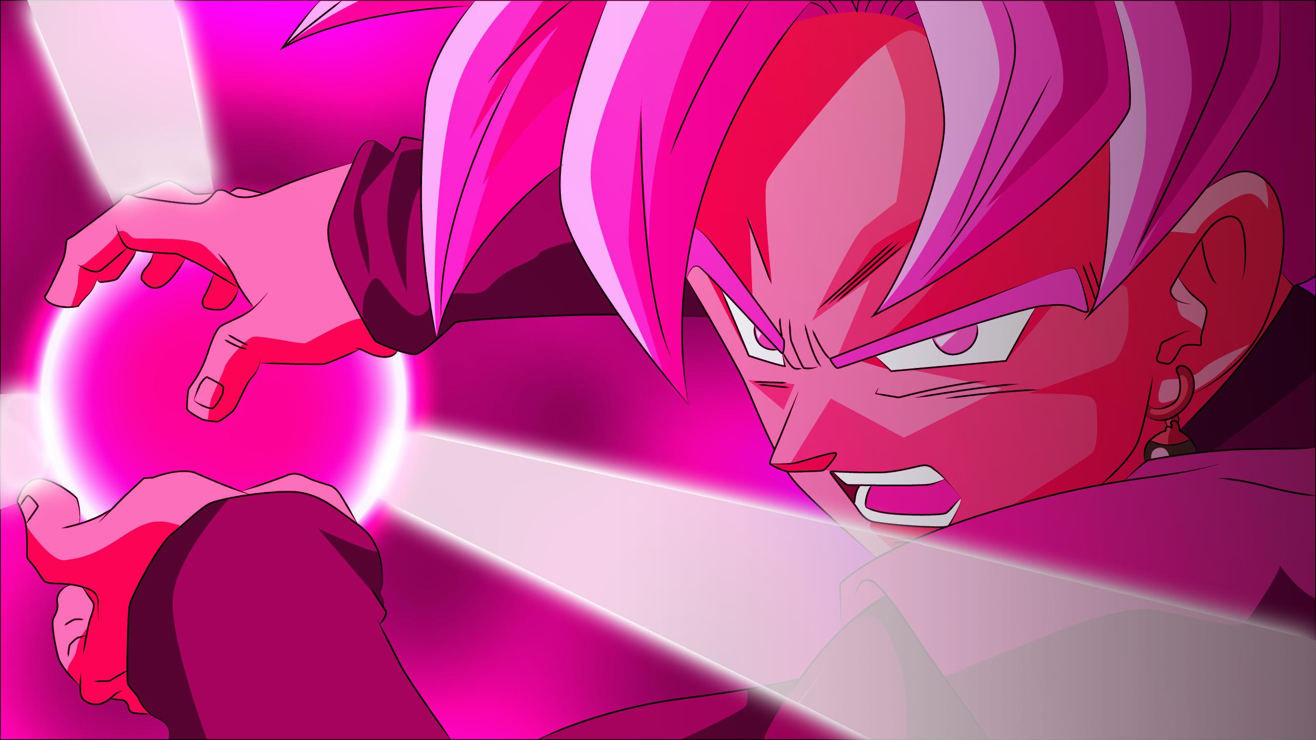 Wallpaper Dragon Ball Super Black Goku Ssj Ros Super Saiyajin