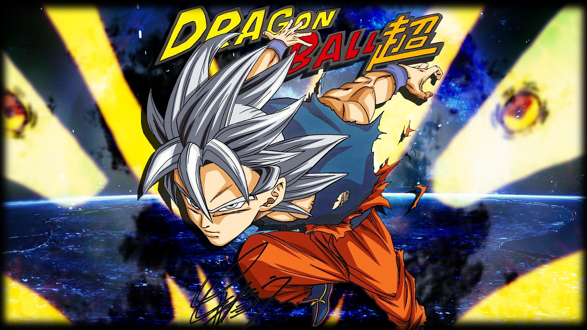 デスクトップ壁紙 Dragon Ball Super Movie 孫悟空 Ultra Instict