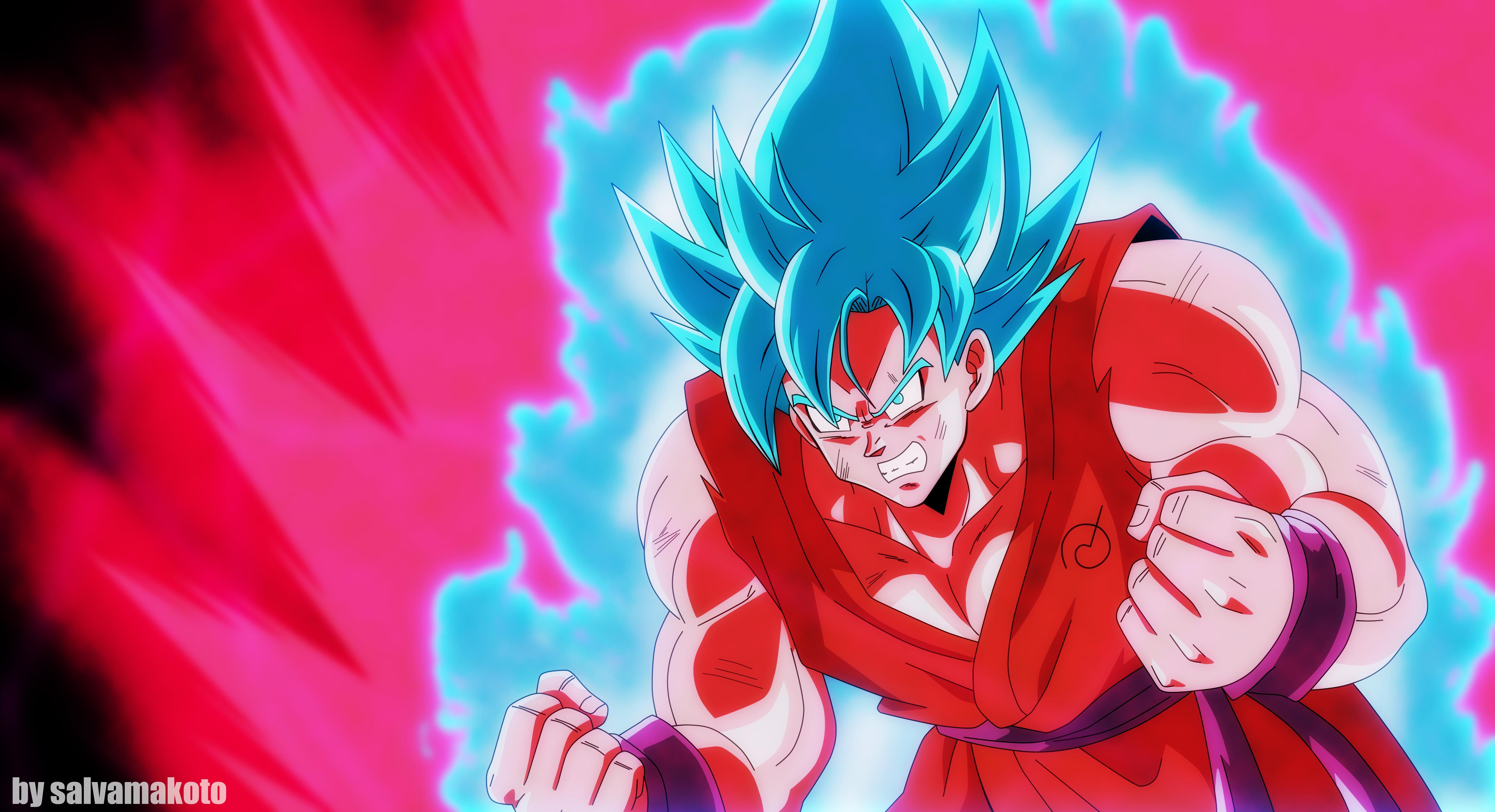 Fondos De Pantalla Dragon Ball Super Son Goku Super
