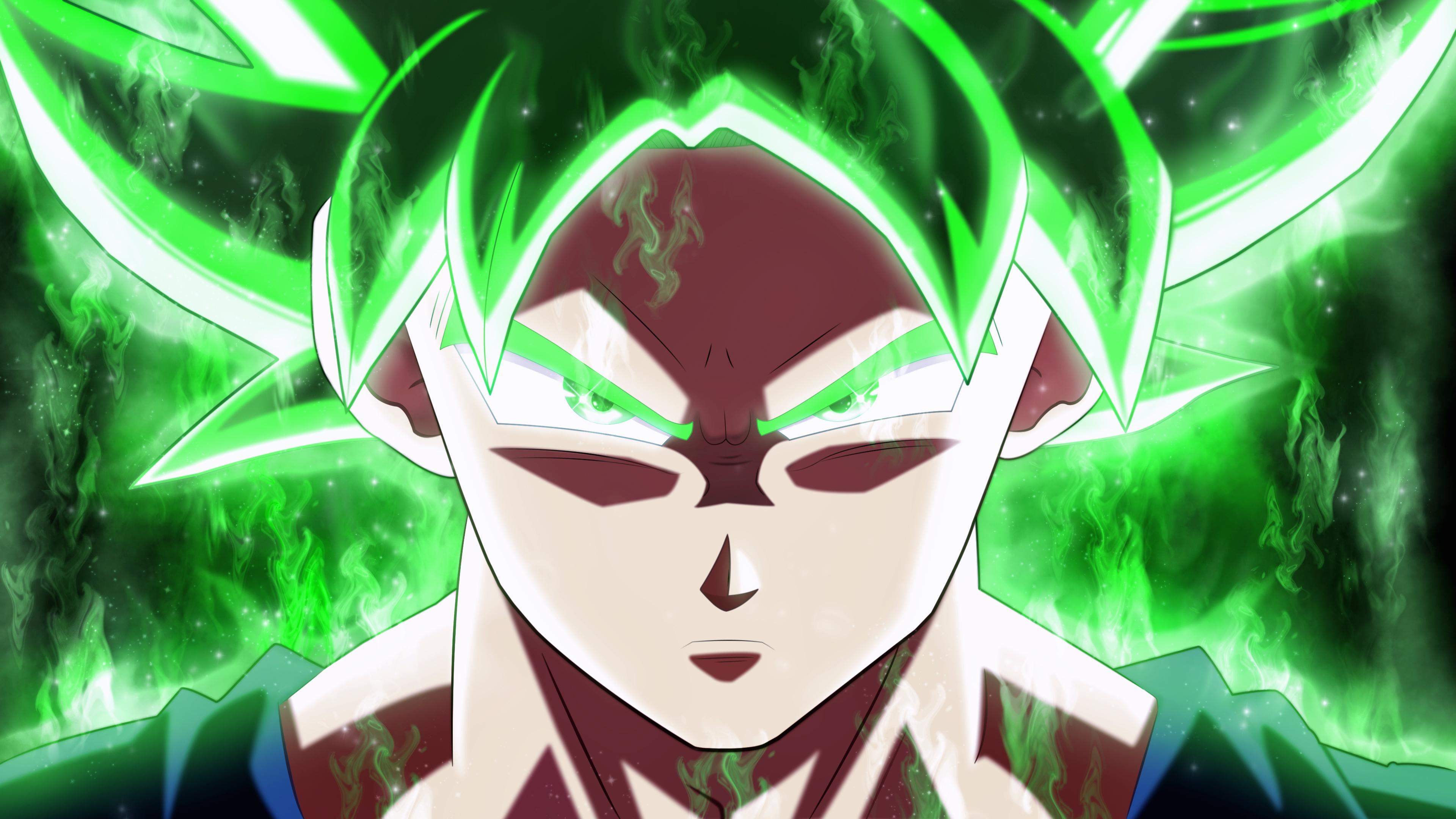 Fond d'écran : Dragon Ball Super, Son Goku, Super Saiyan, Coloré, Dragon Ball 3840x2160 ...