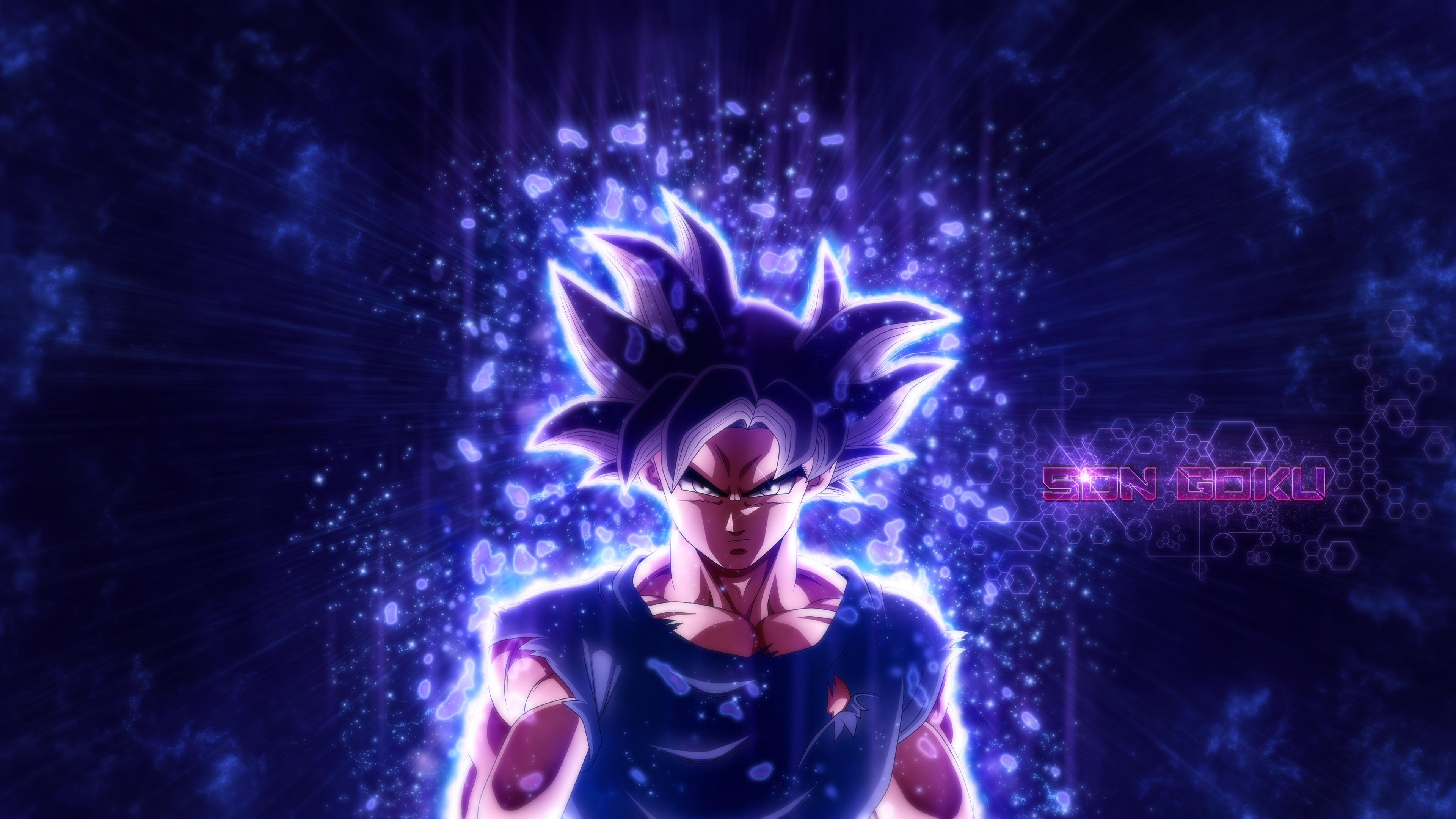 Wallpaper : Dragon Ball Super, Son Goku