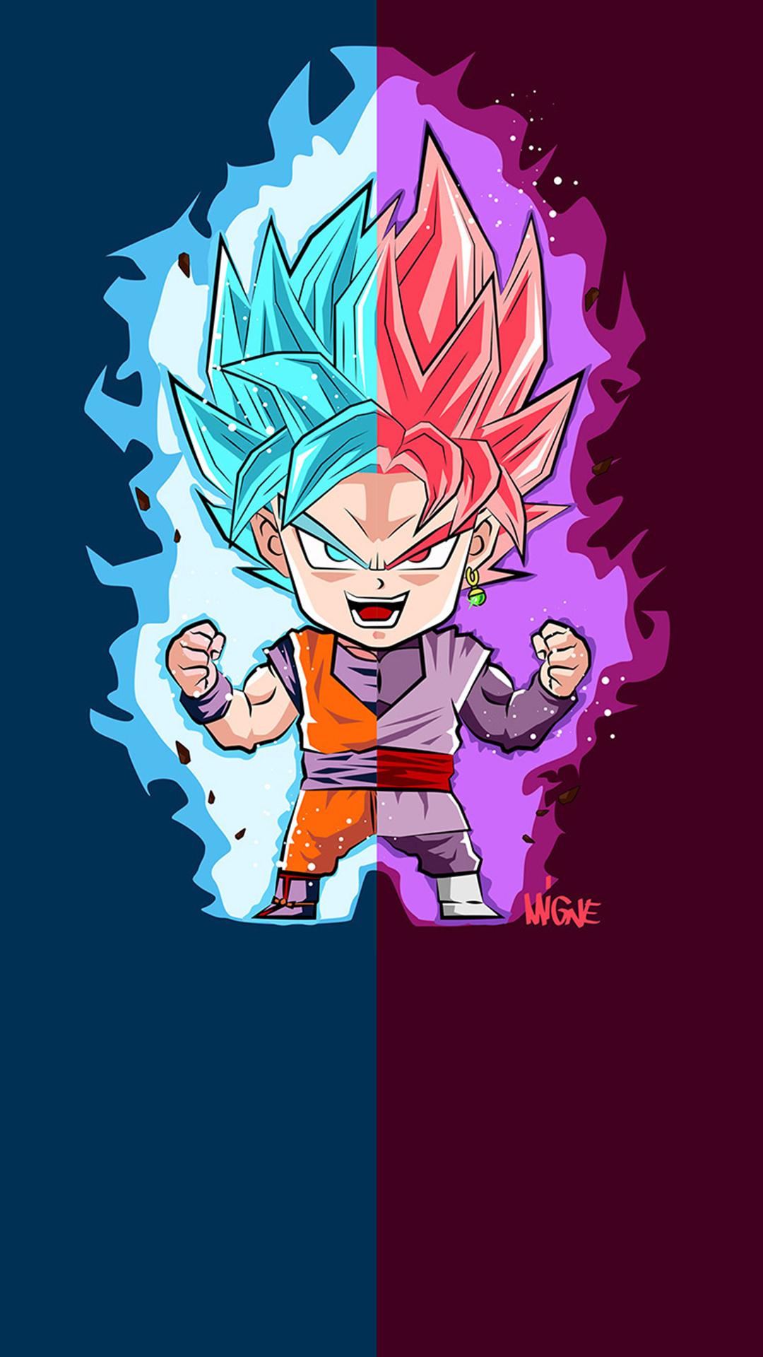 Fond D écran Dragon Ball Illustration Dragon Ball Super