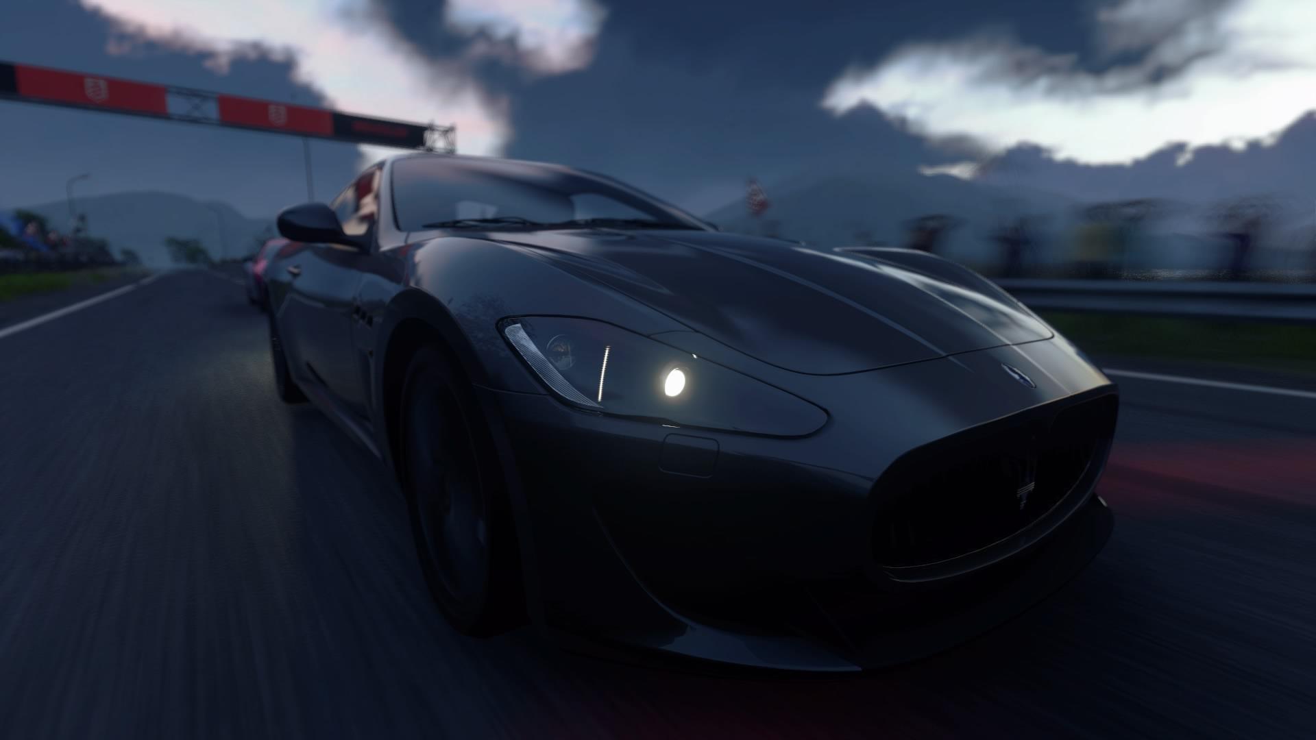 Wallpaper Driveclub Maserati Car Video Games 1920x1080
