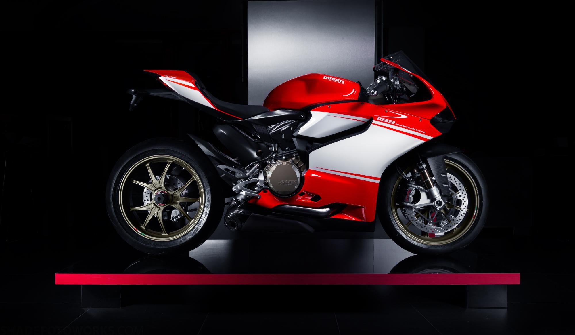 Ducati 1098 Superleggera 899 1199 Panigale