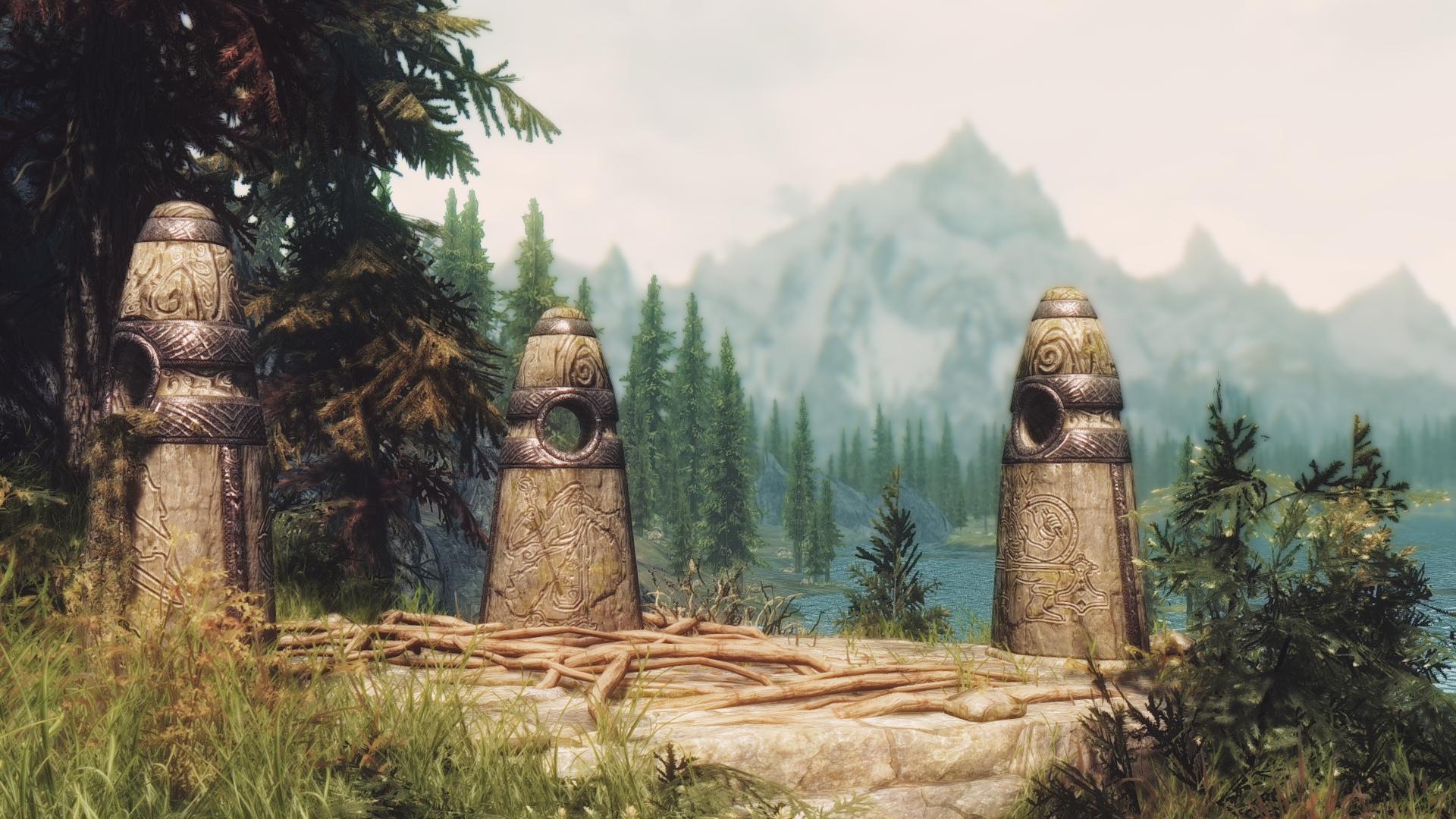 Fond d'écran : ENB, Sweetfx, The Elder Scrolls V: Skyrim, Saraansuum