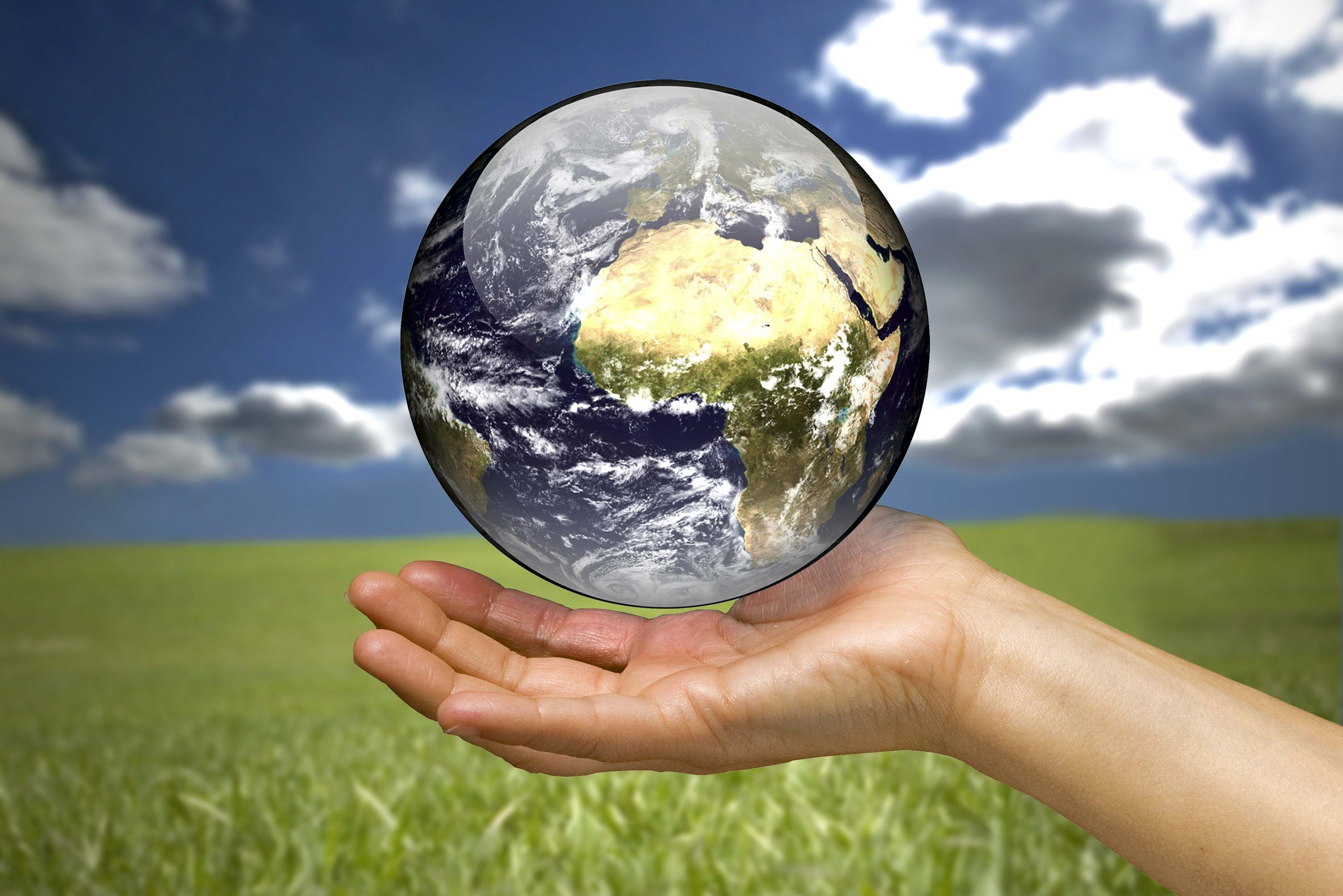 Роль земли в картинках