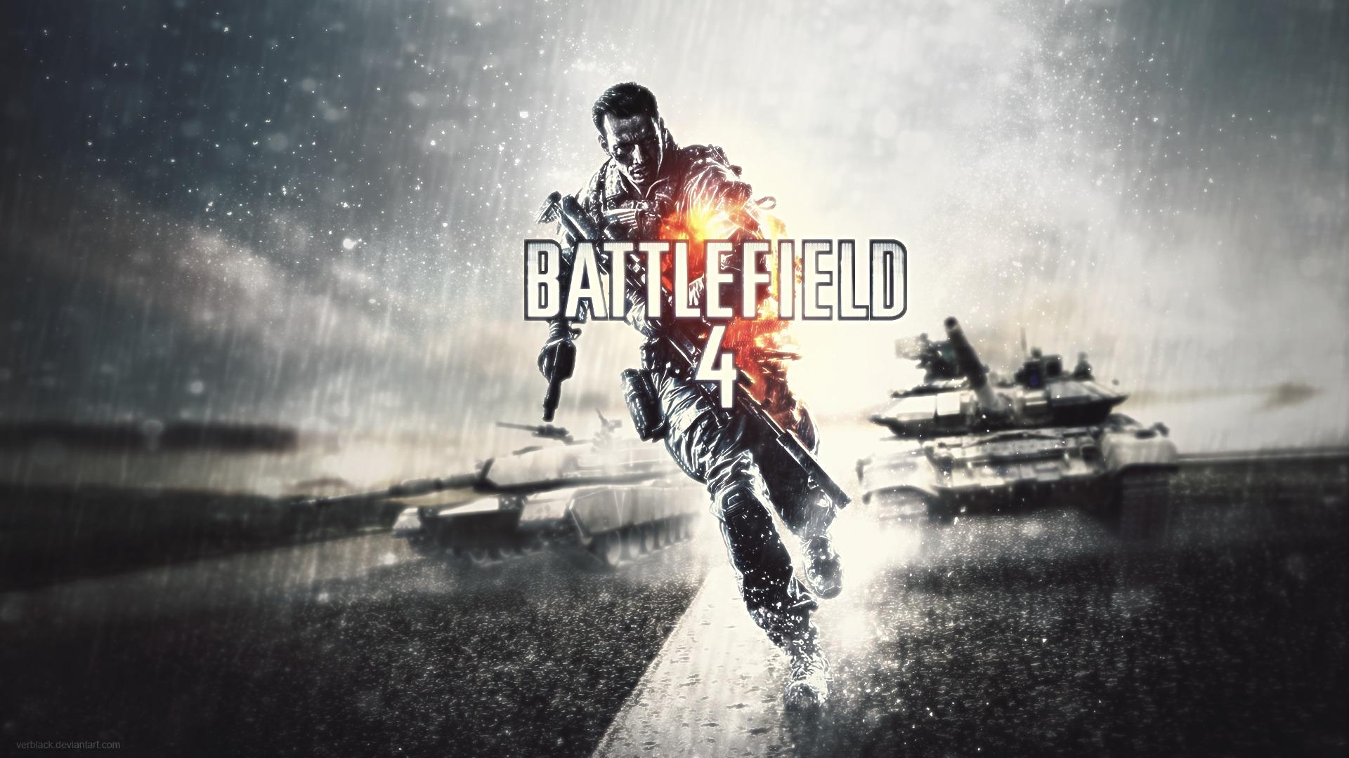 Wallpaper Electronic Arts Battlefield 4 Image