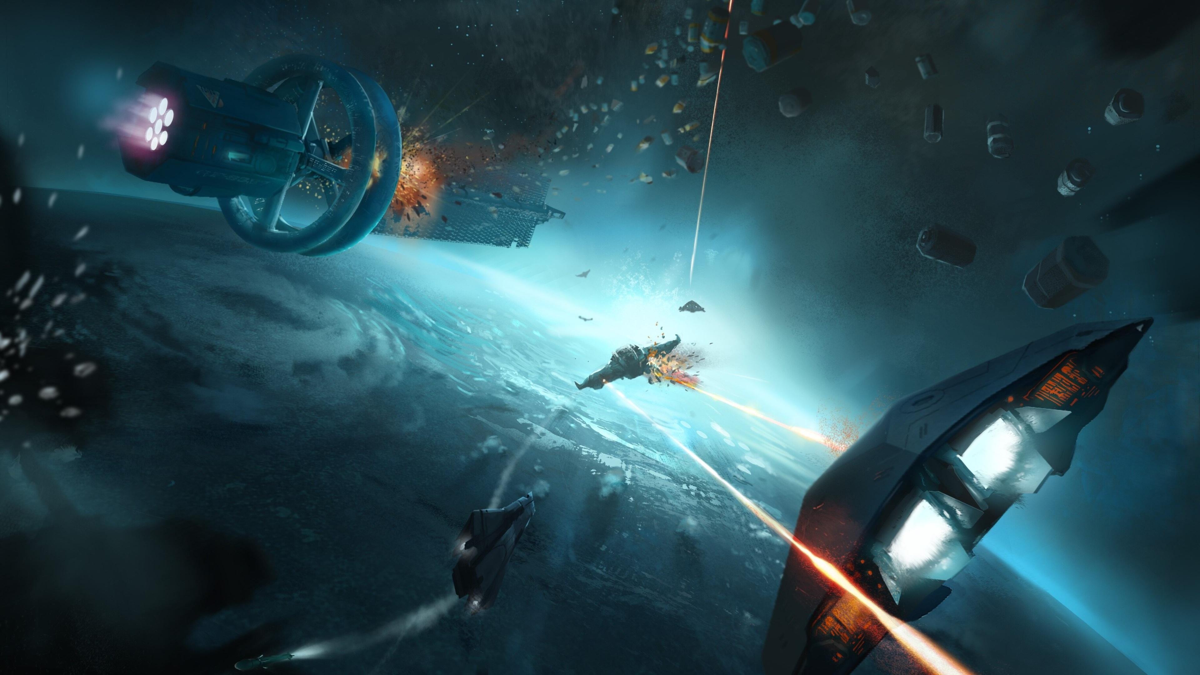 Wallpaper Elite Dangerous Cobra Mkiii Science Fiction