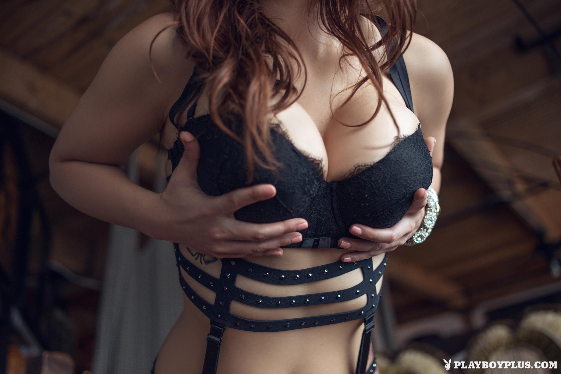 brüste im bh