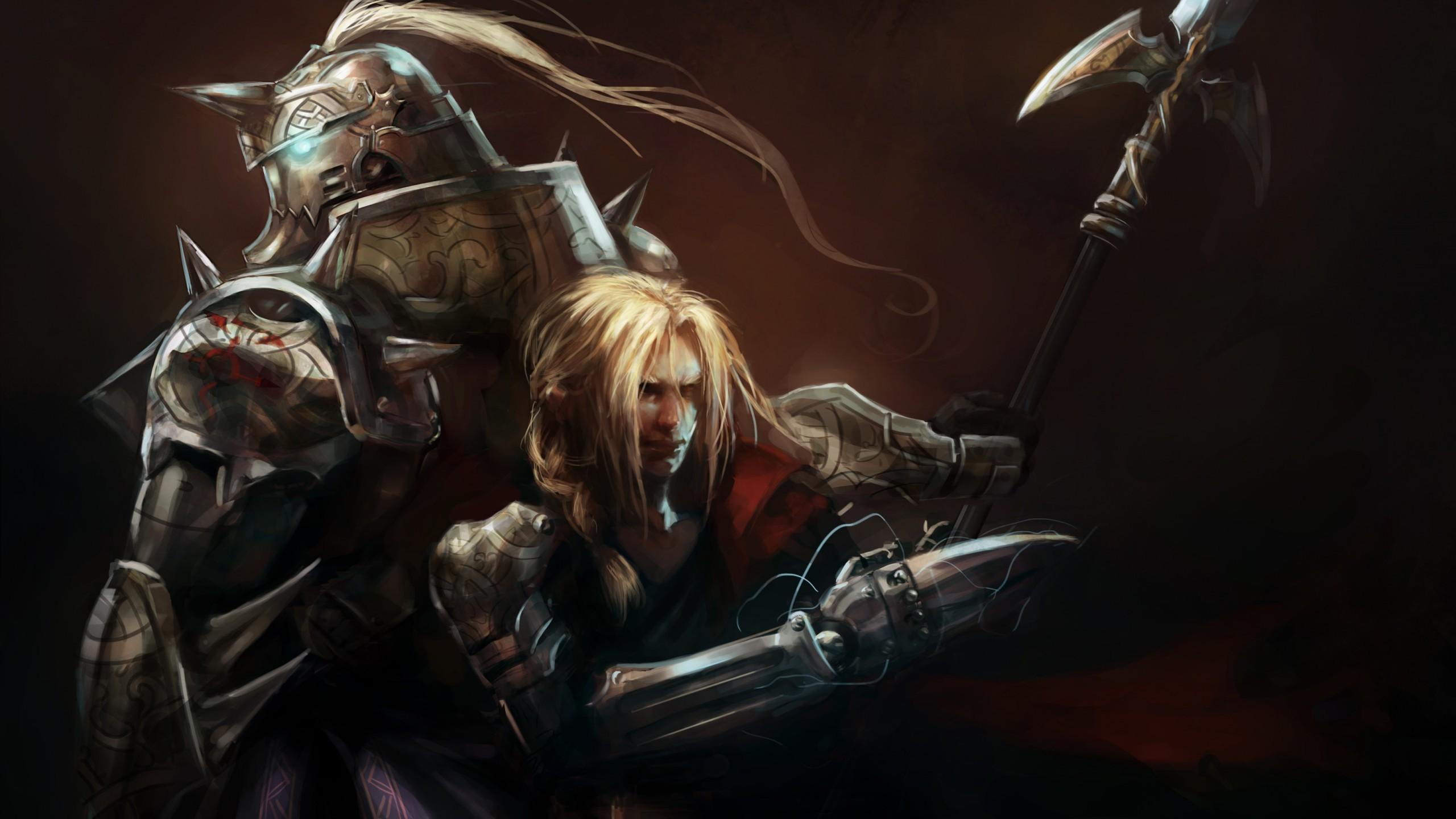 Fullmetal Alchemist Brotherhood Elric Alphonse