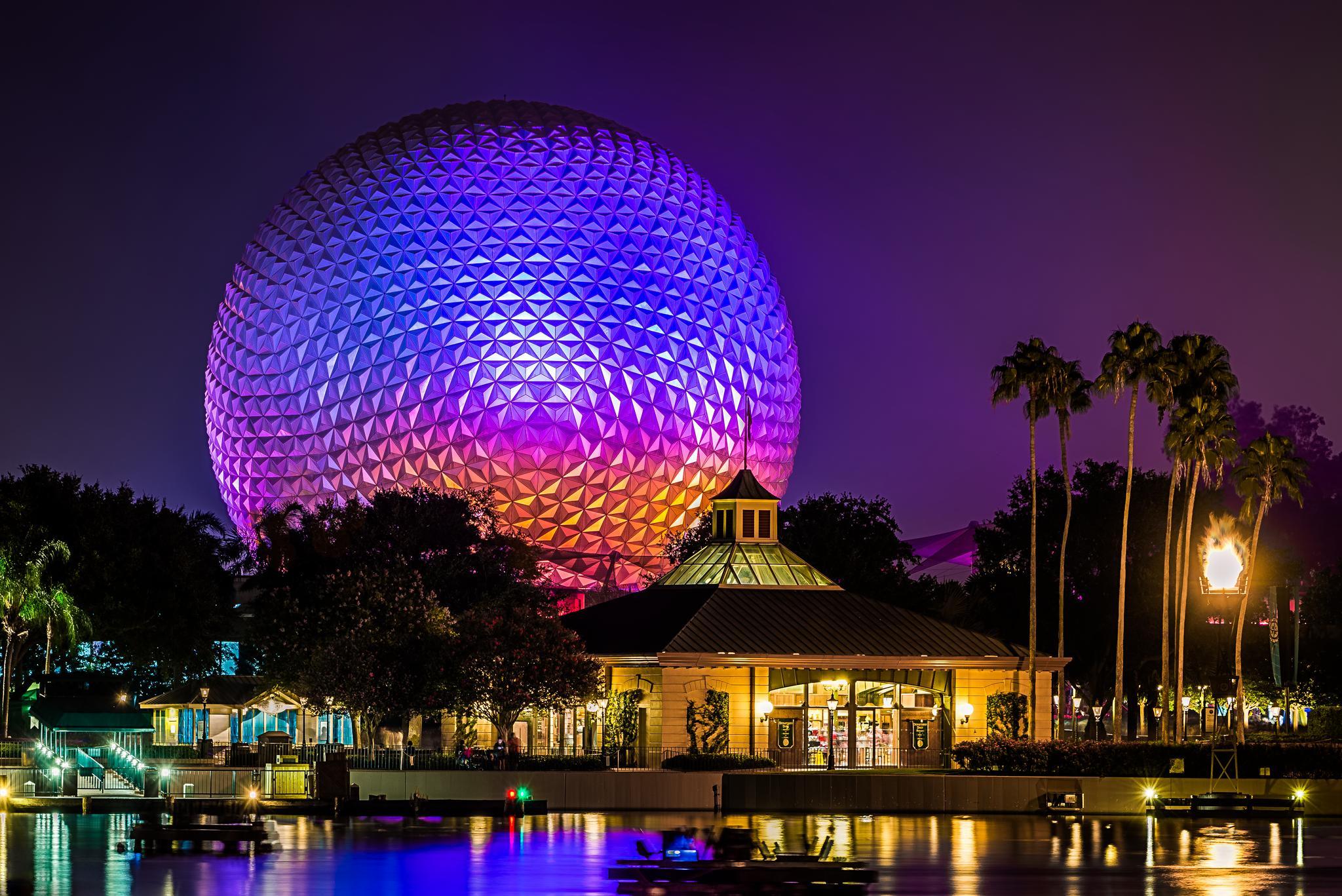 Epcot Disney disneyworld wdw waltdisneyworld epcotcenter spaceshipearth worldshowcase worldshowcaselagoon disneyparks