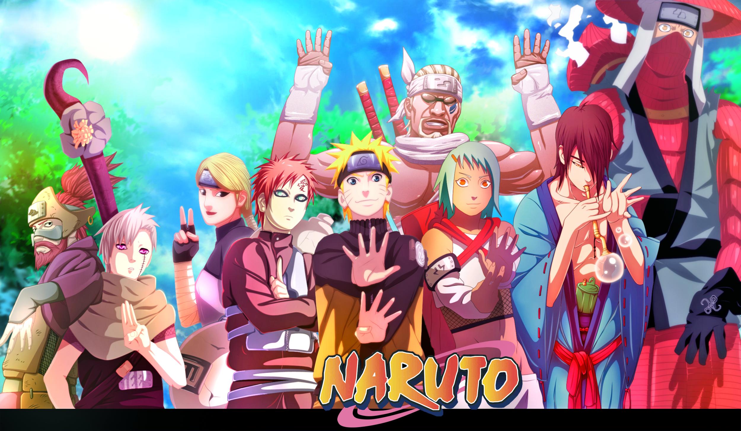 Unduh 52 Koleksi Naruto Jinchuuriki Wallpaper HD Terbaru