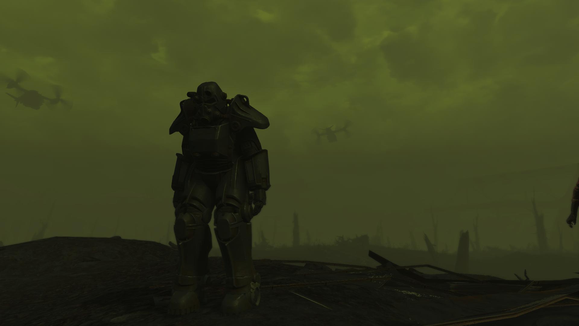 Wallpaper Fallout 4 Screen Shot Video Game Art Power Armor
