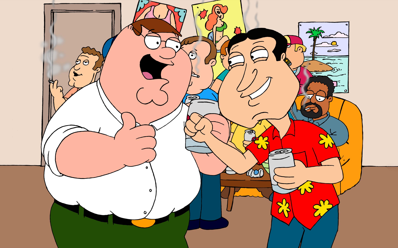 Wallpaper Family Guy Peter Griffin Glenn Quagmire 2880x1800 Hamouda 1470011 Hd Wallpapers Wallhere