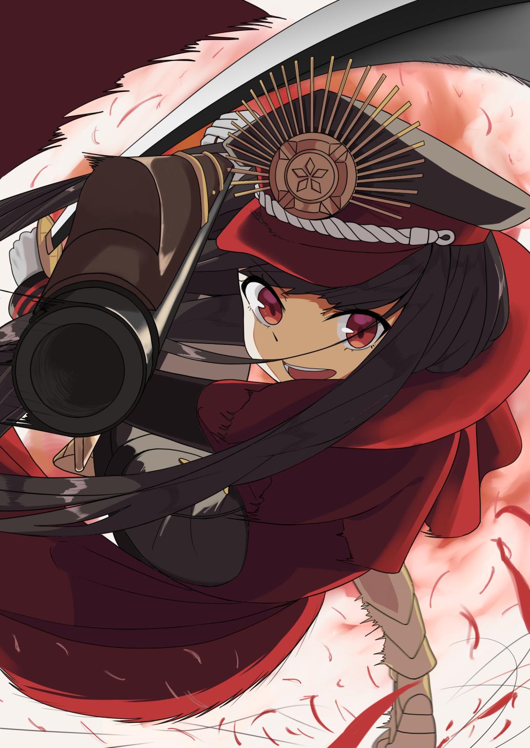 Wallpaper : Fate Grand Order, archer, Oda Nobunaga 1032x1457