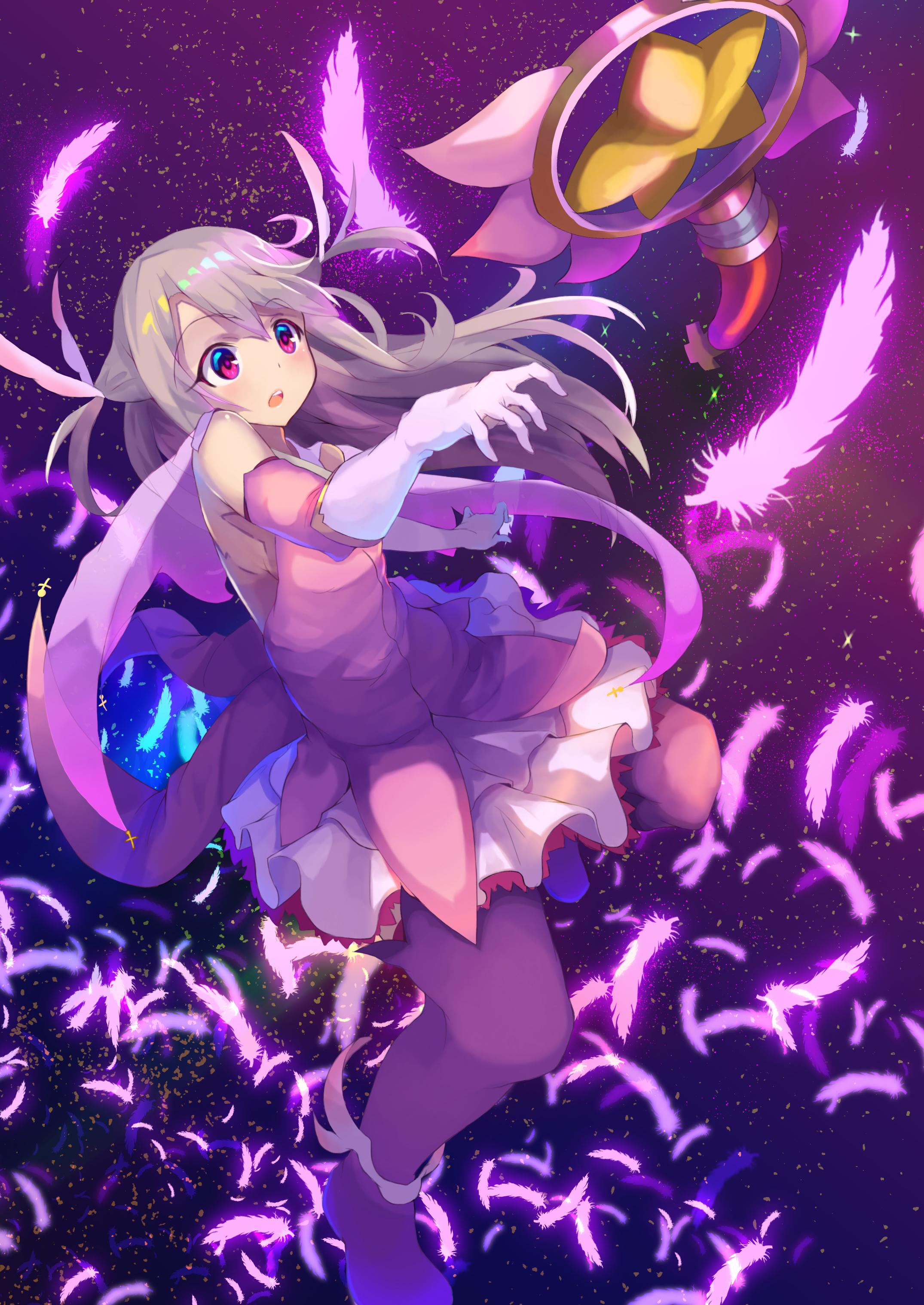 Wallpaper Fate Series Fate Kaleid Liner Prisma Illya Anime