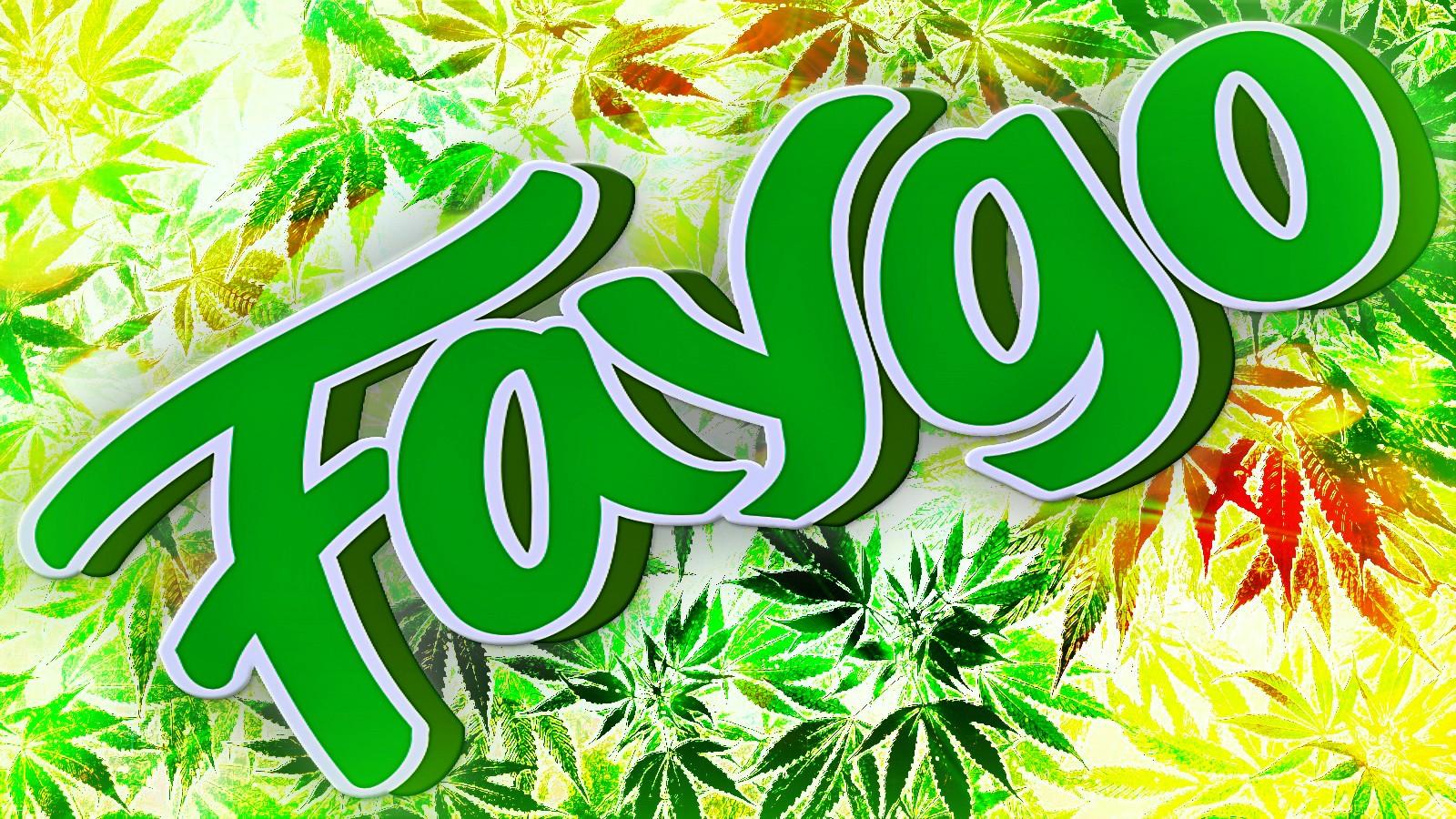 Faygo Juggalo Cannabis Green Yellow