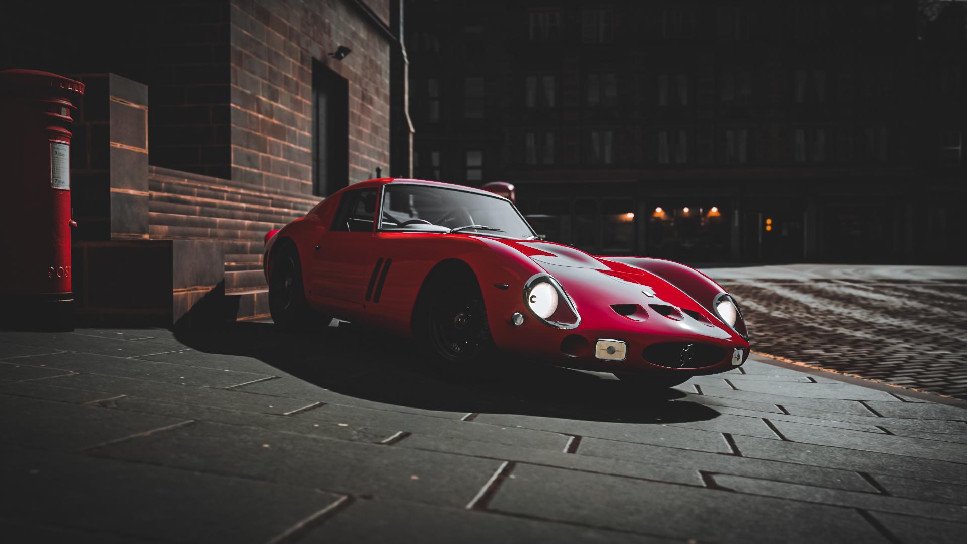 Wallpaper Ferrari 250 Gto Video Games Car Vehicle Forza Horizon 4 1920x1080 Fple 1832175 Hd Wallpapers Wallhere