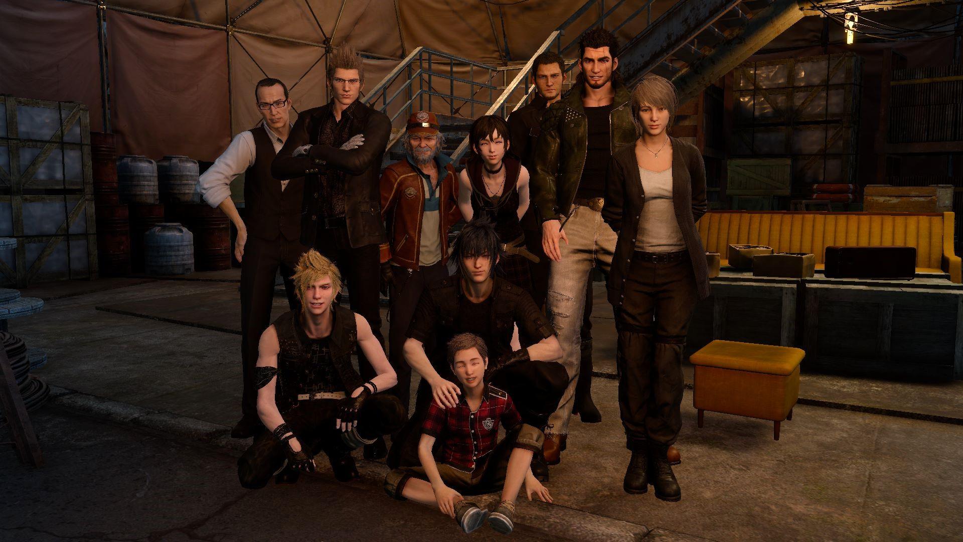 Final Fantasy, Final Fantasy XV, Noctis