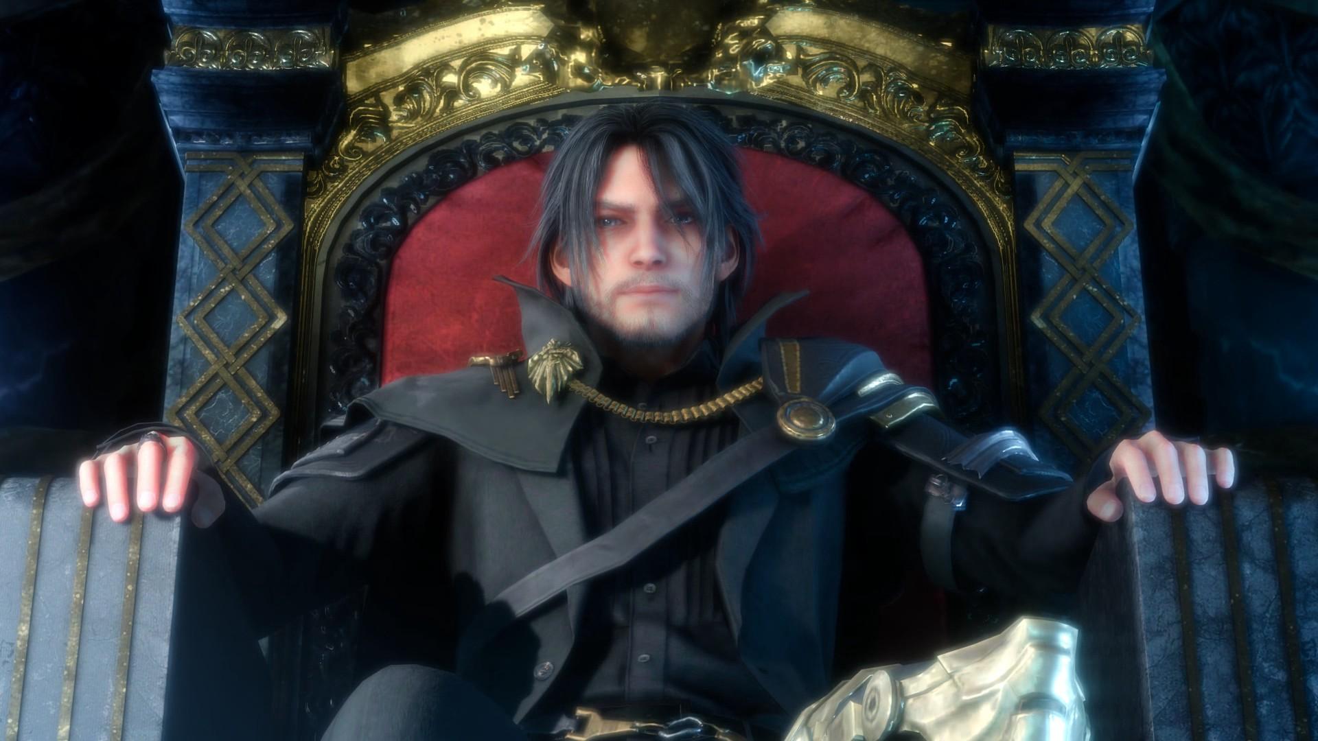 Wallpaper Final Fantasy Final Fantasy Xv Noctis Video Games
