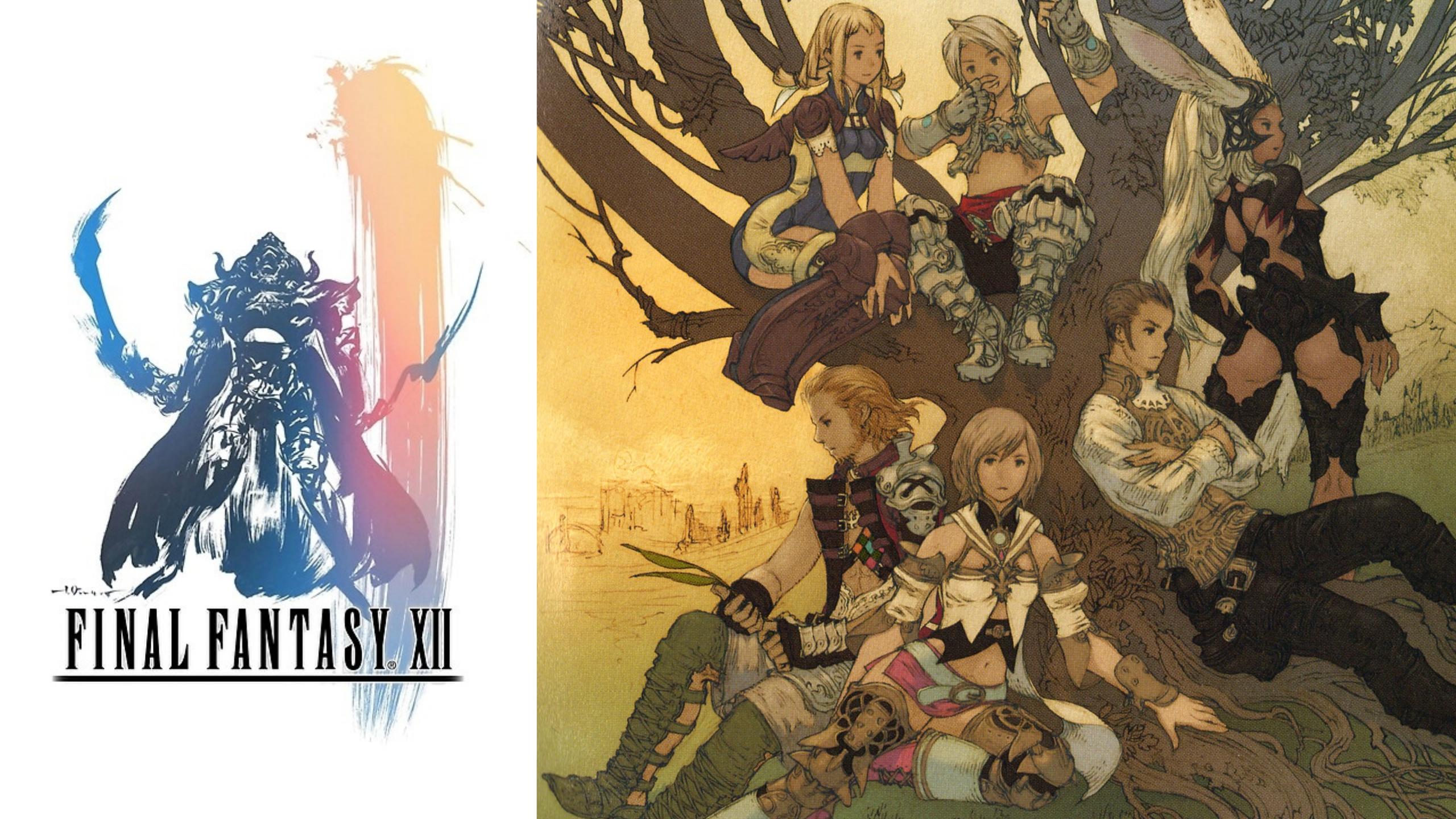 Wallpaper Final Fantasy Xii Ffxii Zodiac Age Fran Balthier