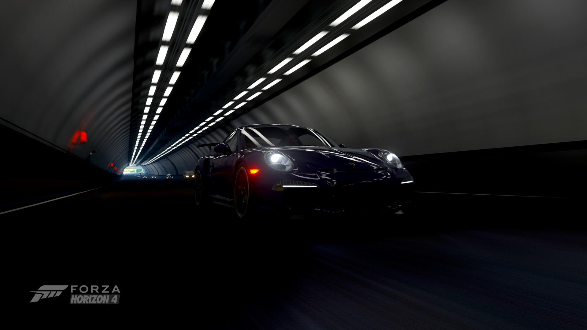 Wallpaper : Forza Horizon 4, Porsche 911 GT3 RS, video ...
