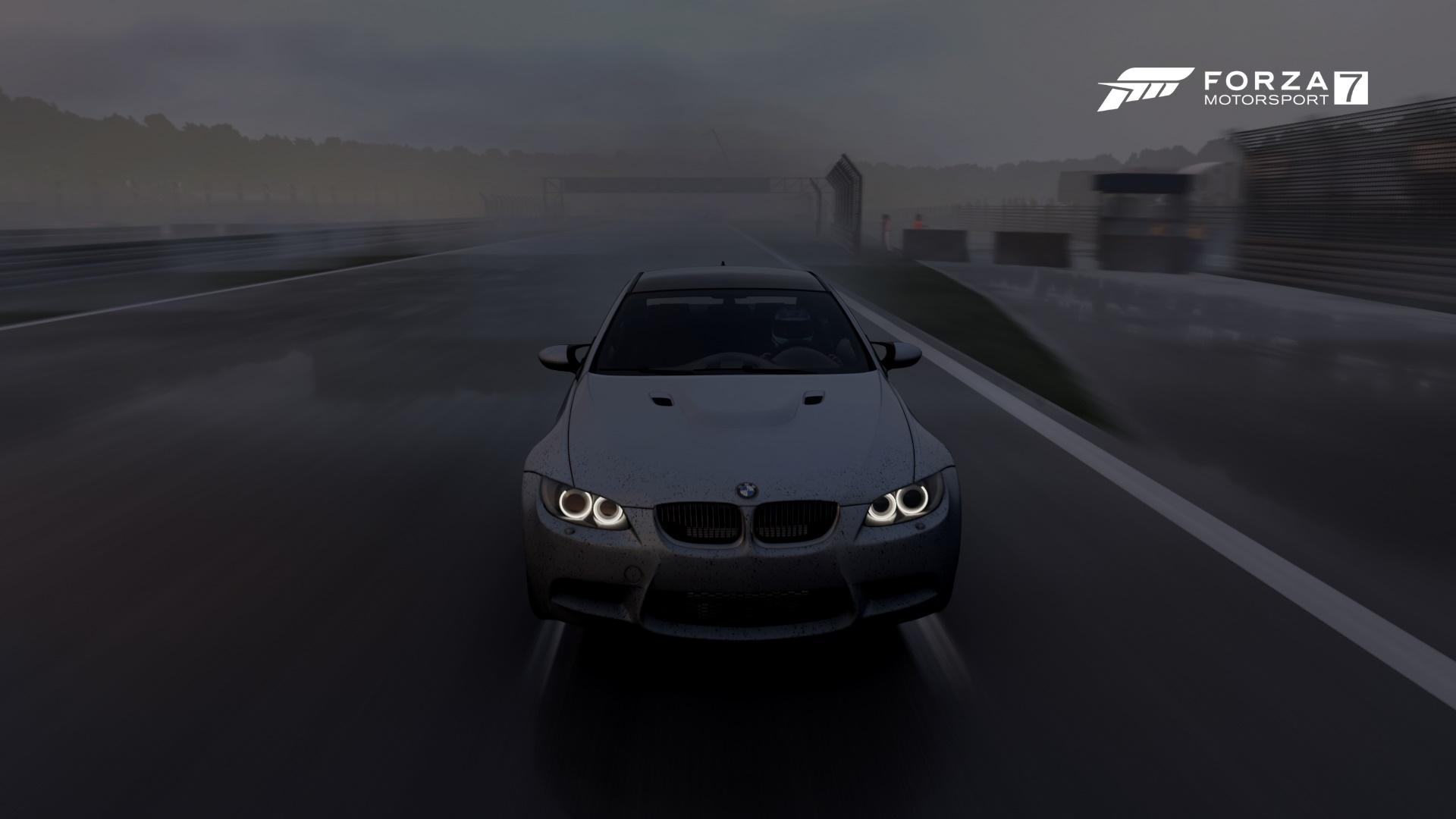 Forza Motorsport 7 BMW M3 E90