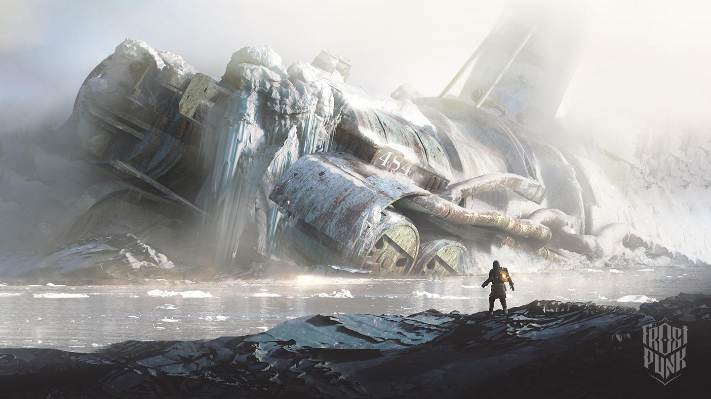 Frostpunk 2018 Game Wallpapers: Wallpaper : Frostpunk, Video Games, Snow, Games Art