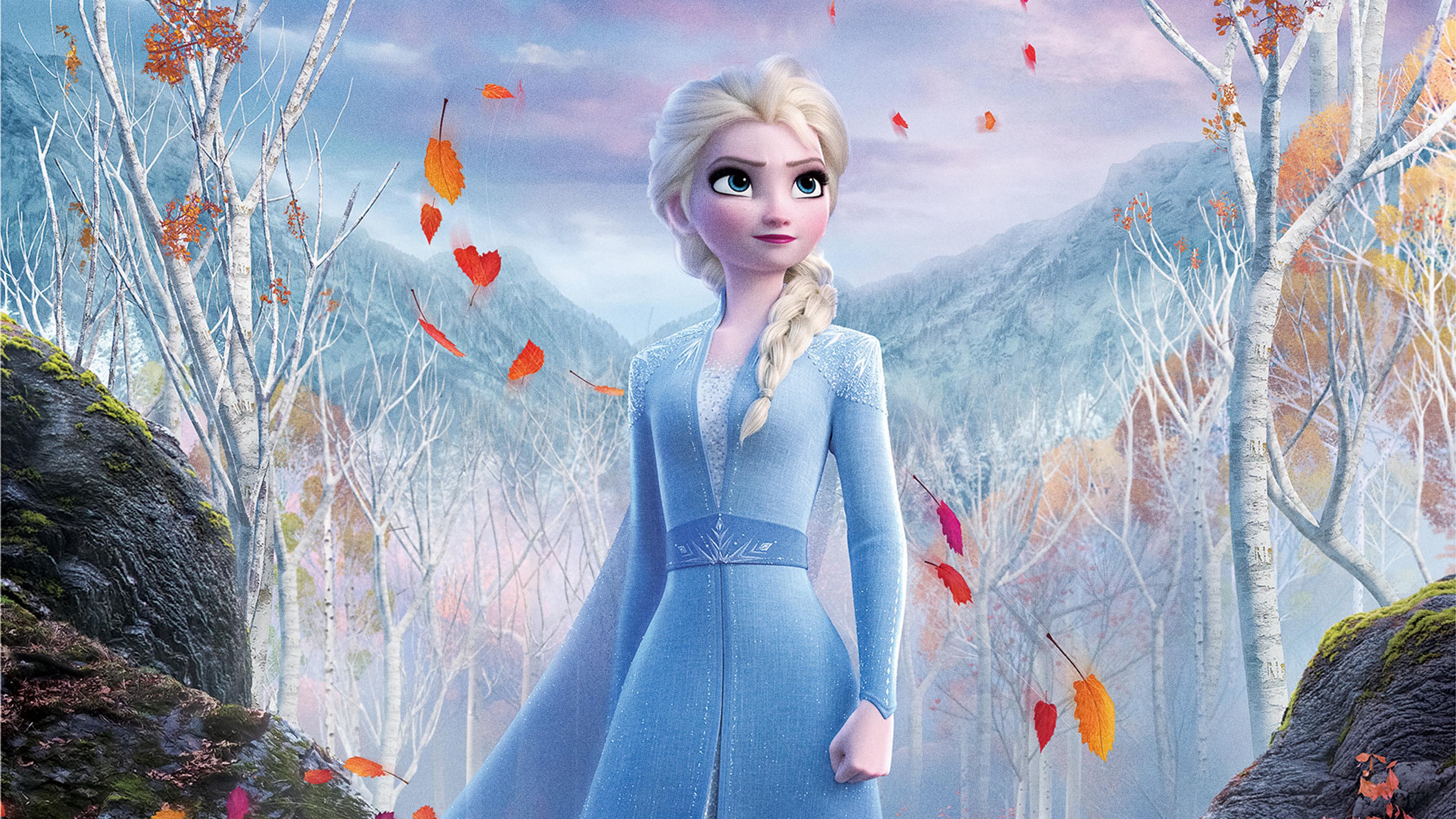 frozen 2 英文 版