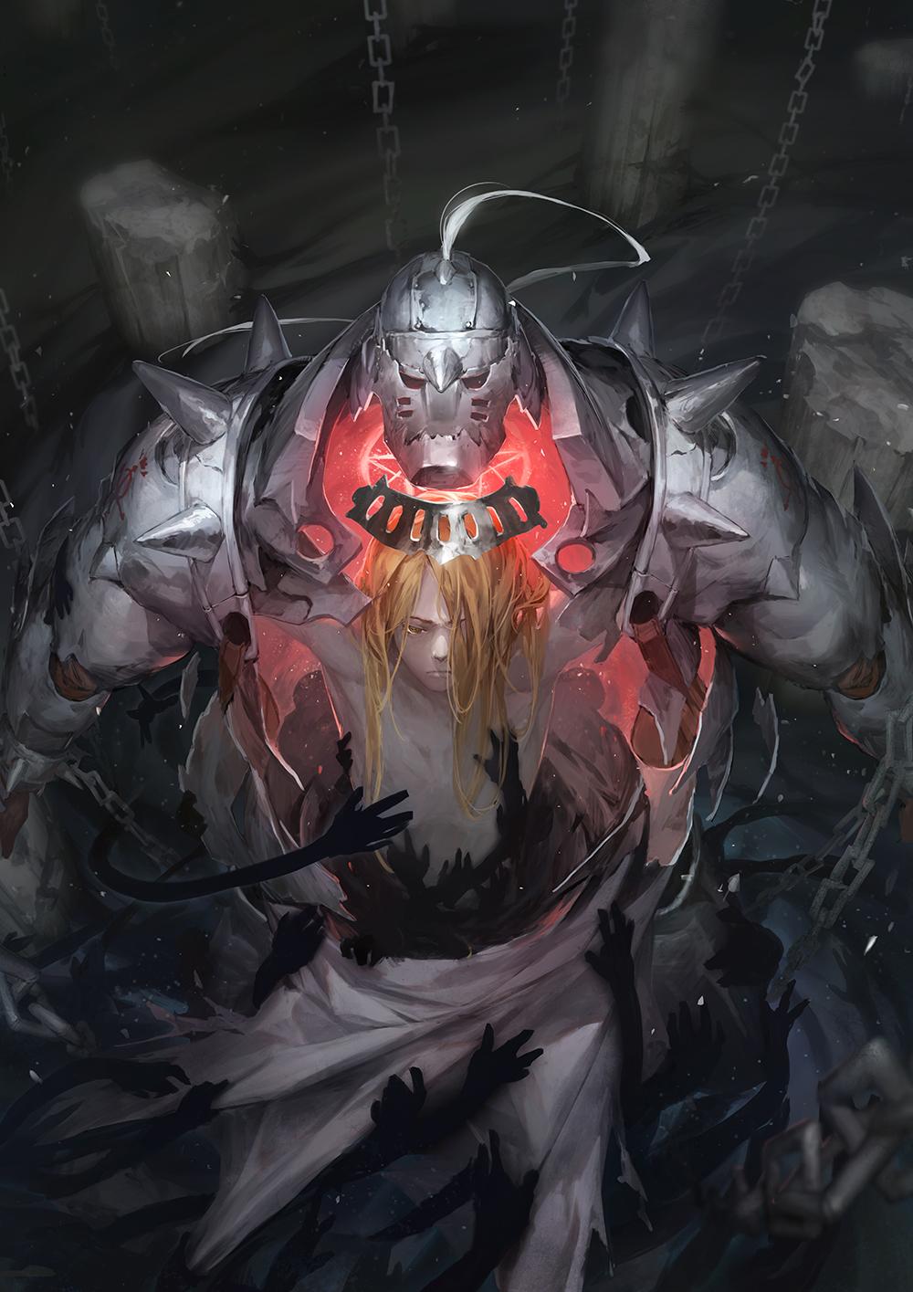 Wallpaper Full Metal Alchemist Brotherhood Full Metal Alchemist