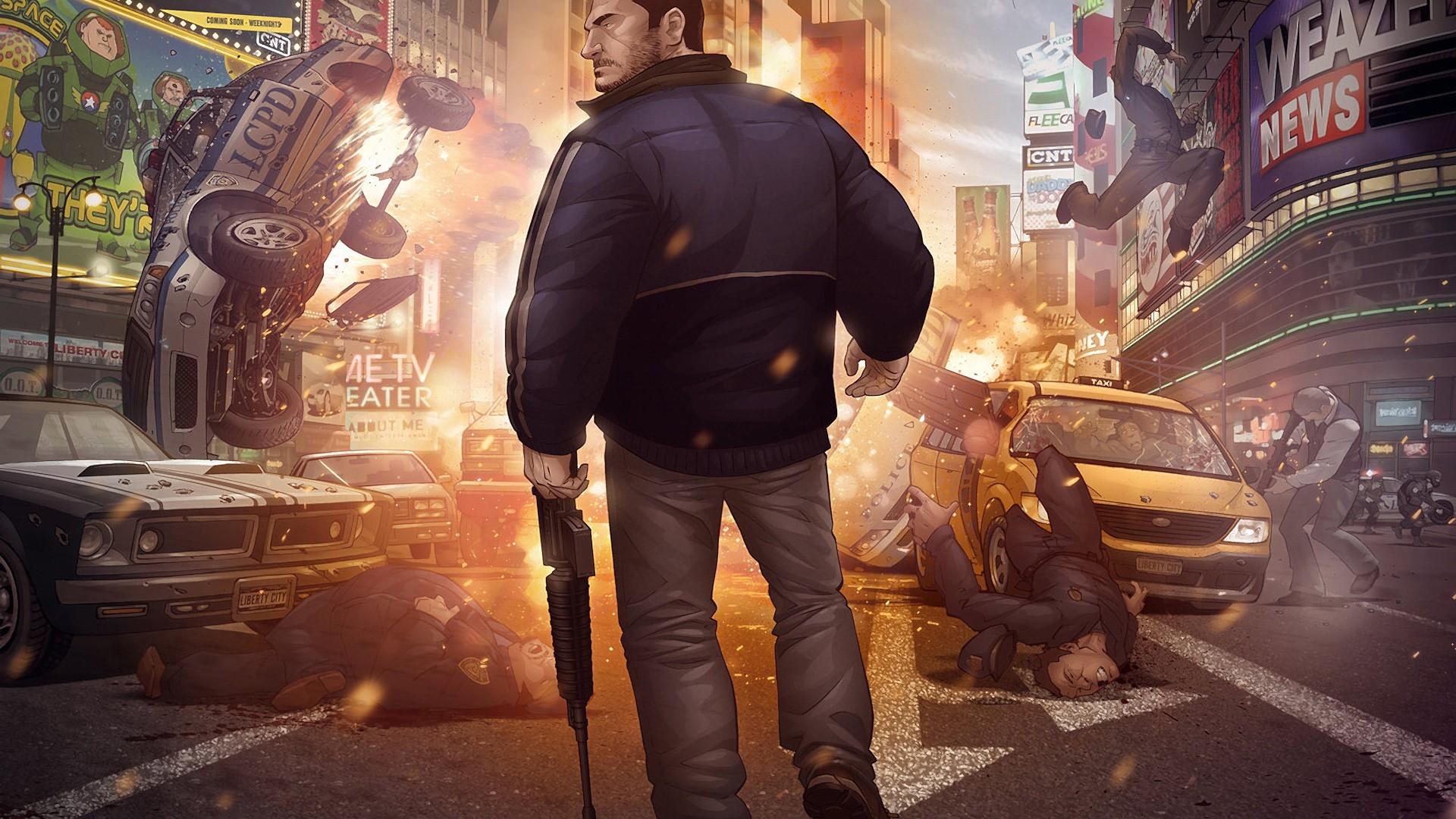 Fondos De Pantalla Gta Grand Theft Auto Imagen Arte De