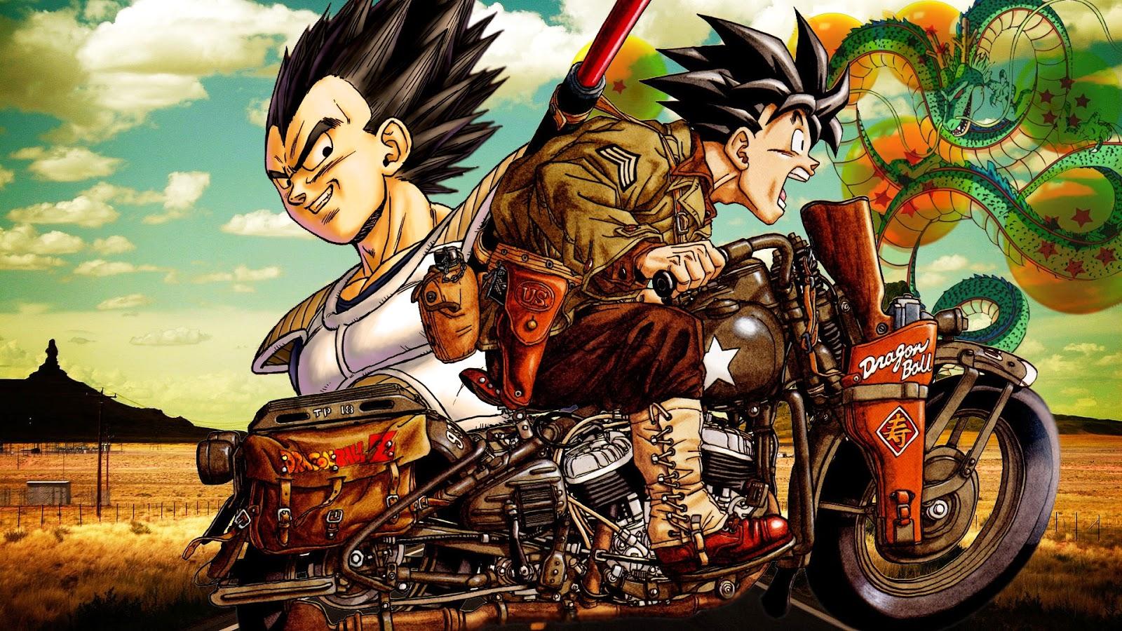 GVDZ Dragon Ball Z