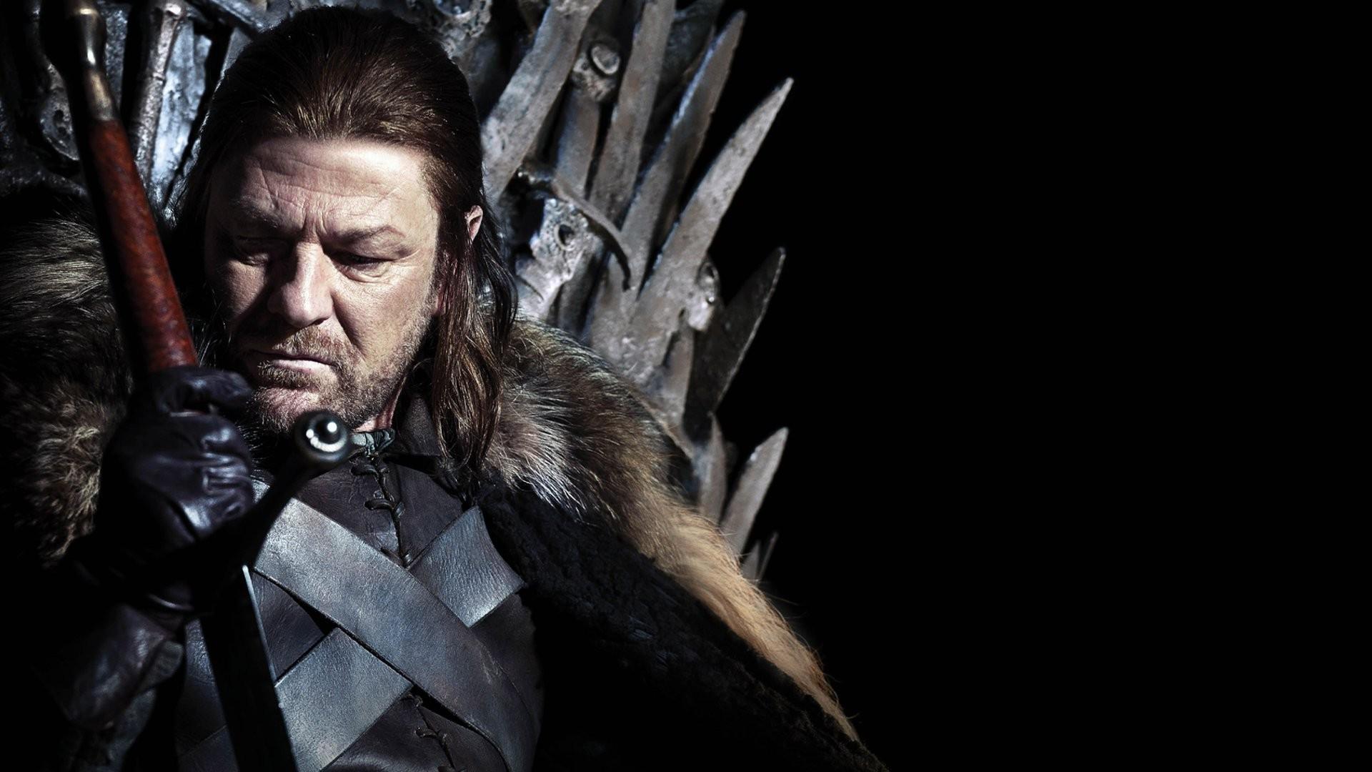 Wallpaper Game Of Thrones House Stark Ned Stark Sean Bean