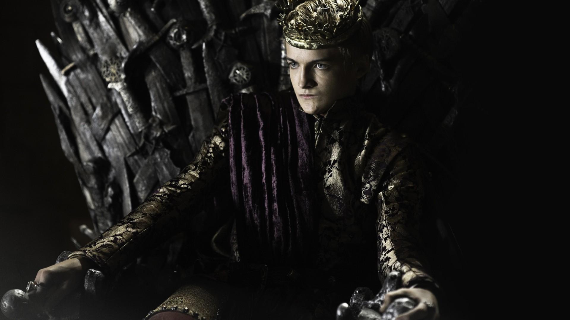 Game Of Thrones Iron Throne Joffrey Baratheon Darkness Screenshot 1920x1080 Px Computer Wallpaper Goth Subculture Crowns