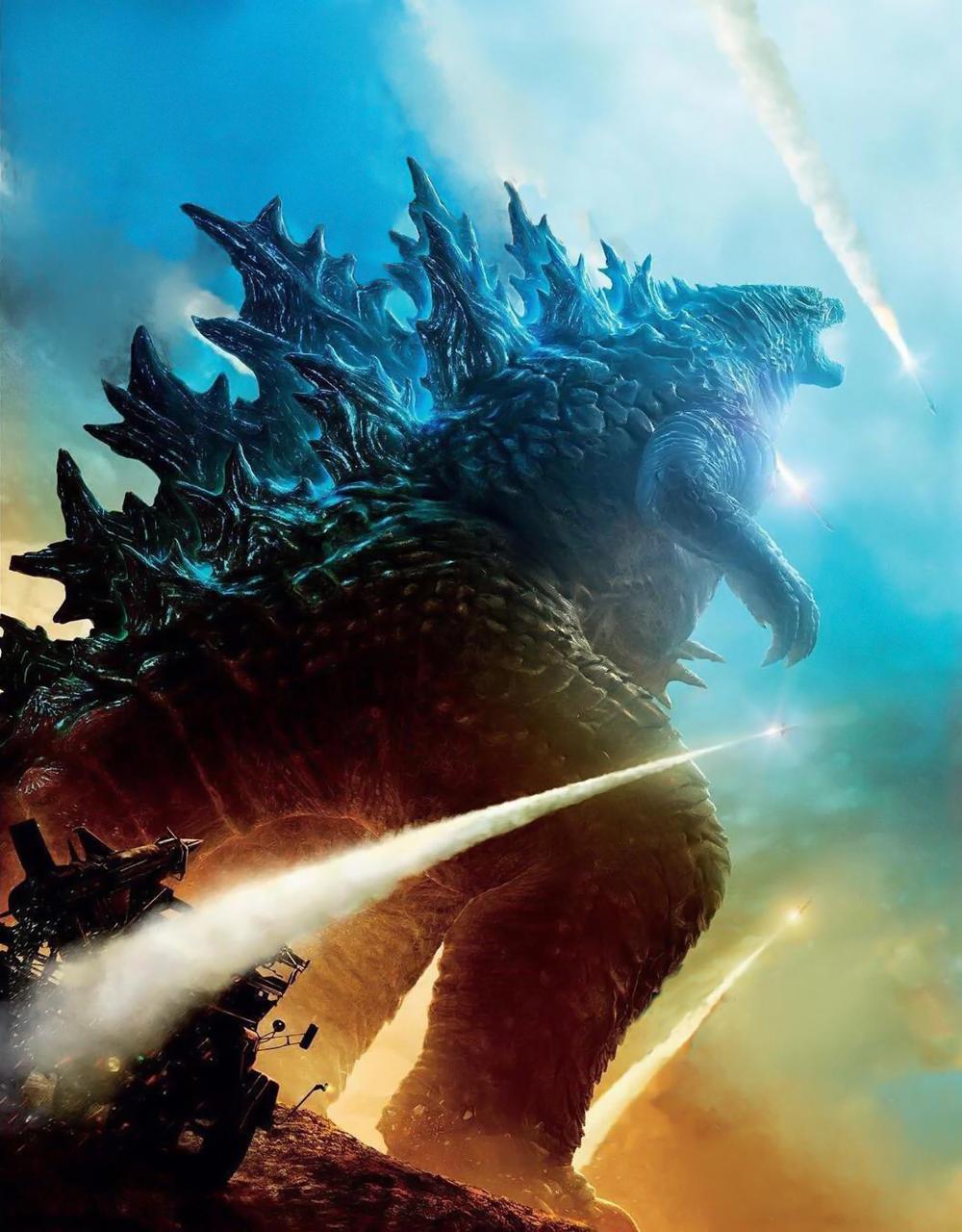 Wallpaper Godzilla King Of The Monsters Kaiju Creature Movies
