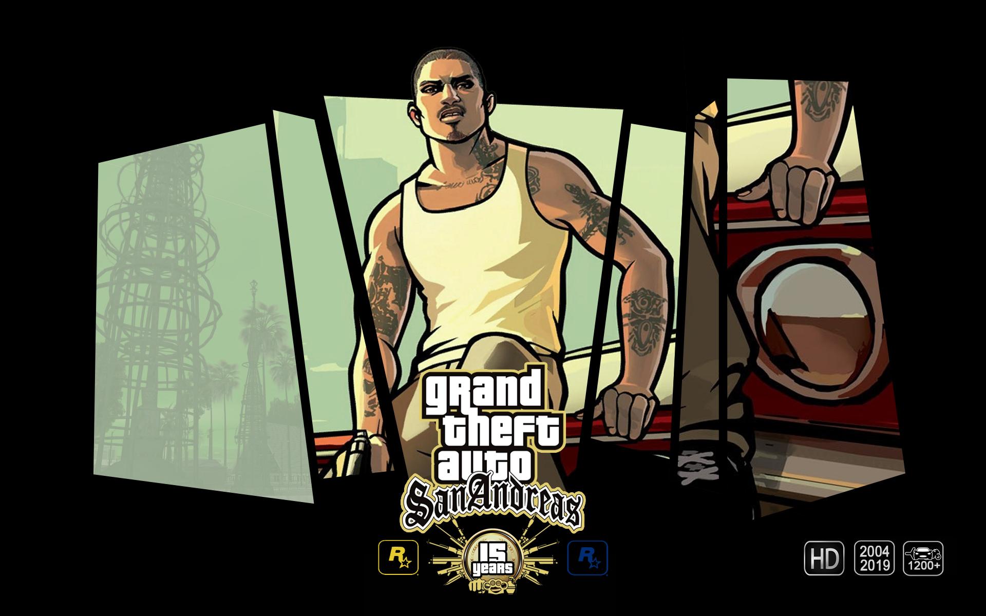 Grand Theft Auto, GTA San Andreas