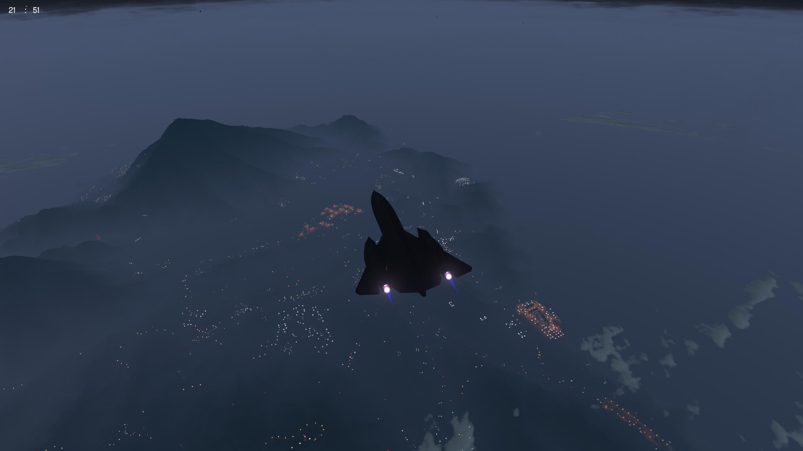 Wallpaper Grand Theft Auto V Lockheed Sr 71 Blackbird