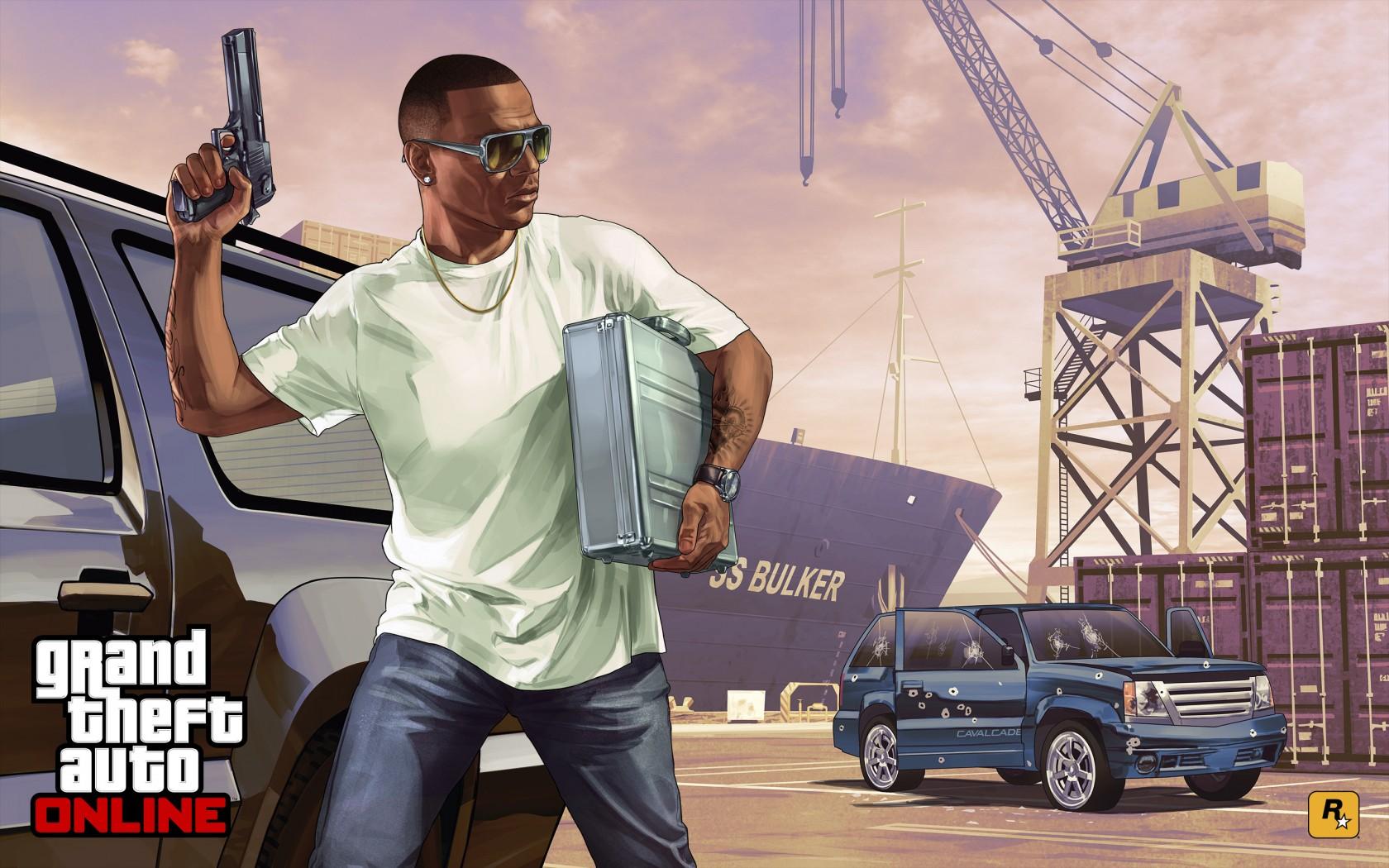 Grand Theft Auto V | 1050x1680
